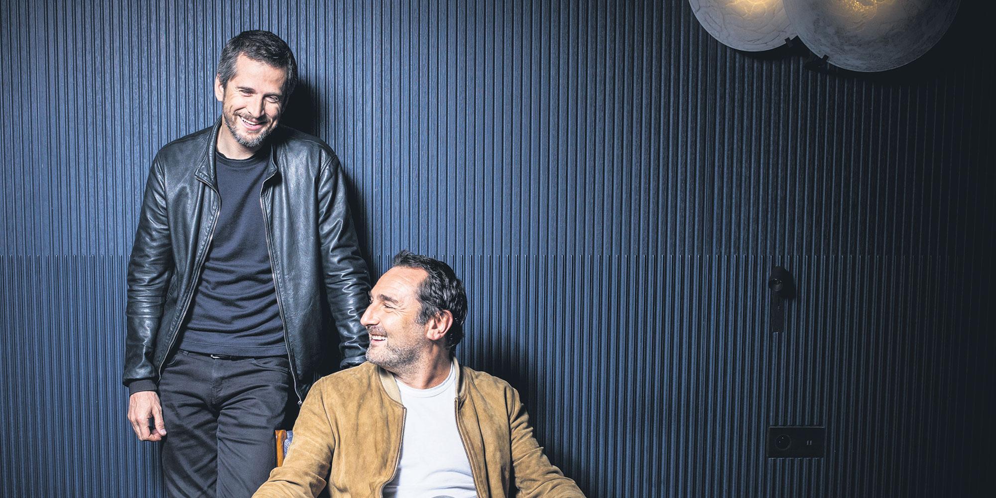 29b96abbf5ef Guillaume Canet et Gilles Lellouche