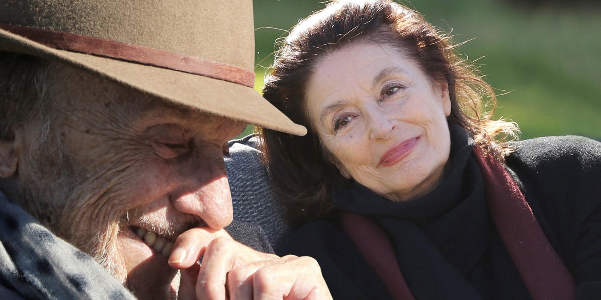 """Anouk Aimée Photos jean-louis trintignant et anouk aim�e : """"claude lelouch nous"""