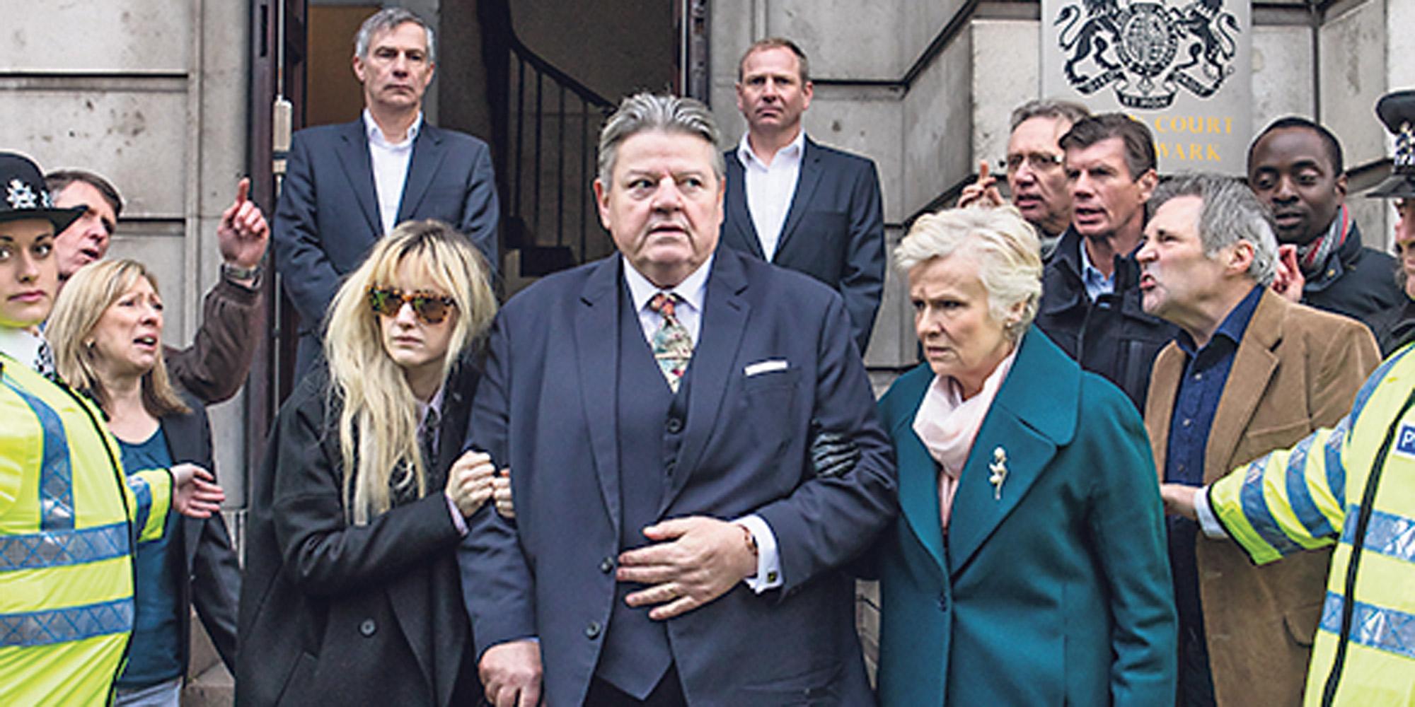 Monstre Sacre Jack Thorne S Inspire Du Scandale Jimmy Savile