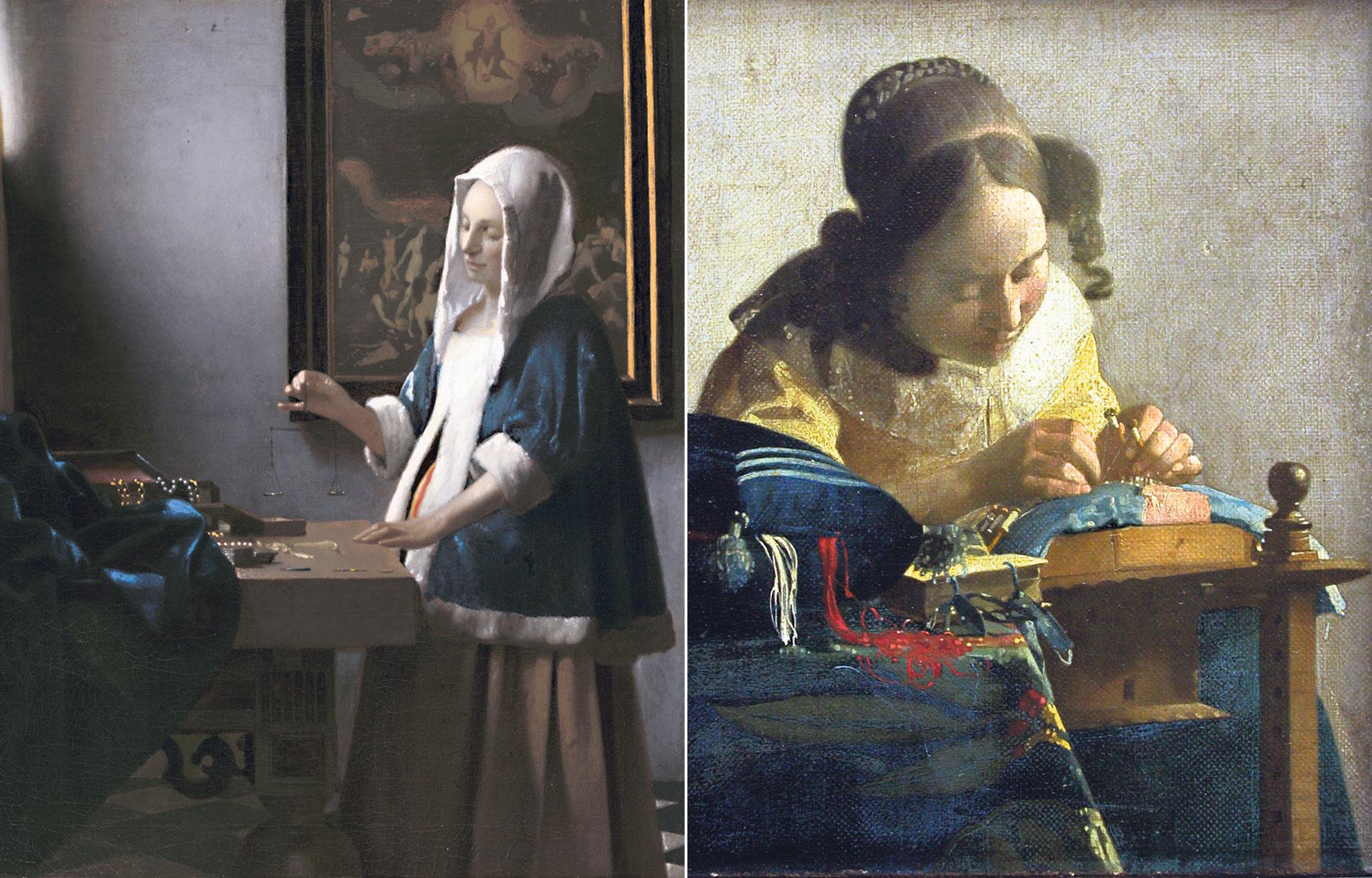 Douze Tableaux De Vermeer Reunis Pour Une Exposition Evenement