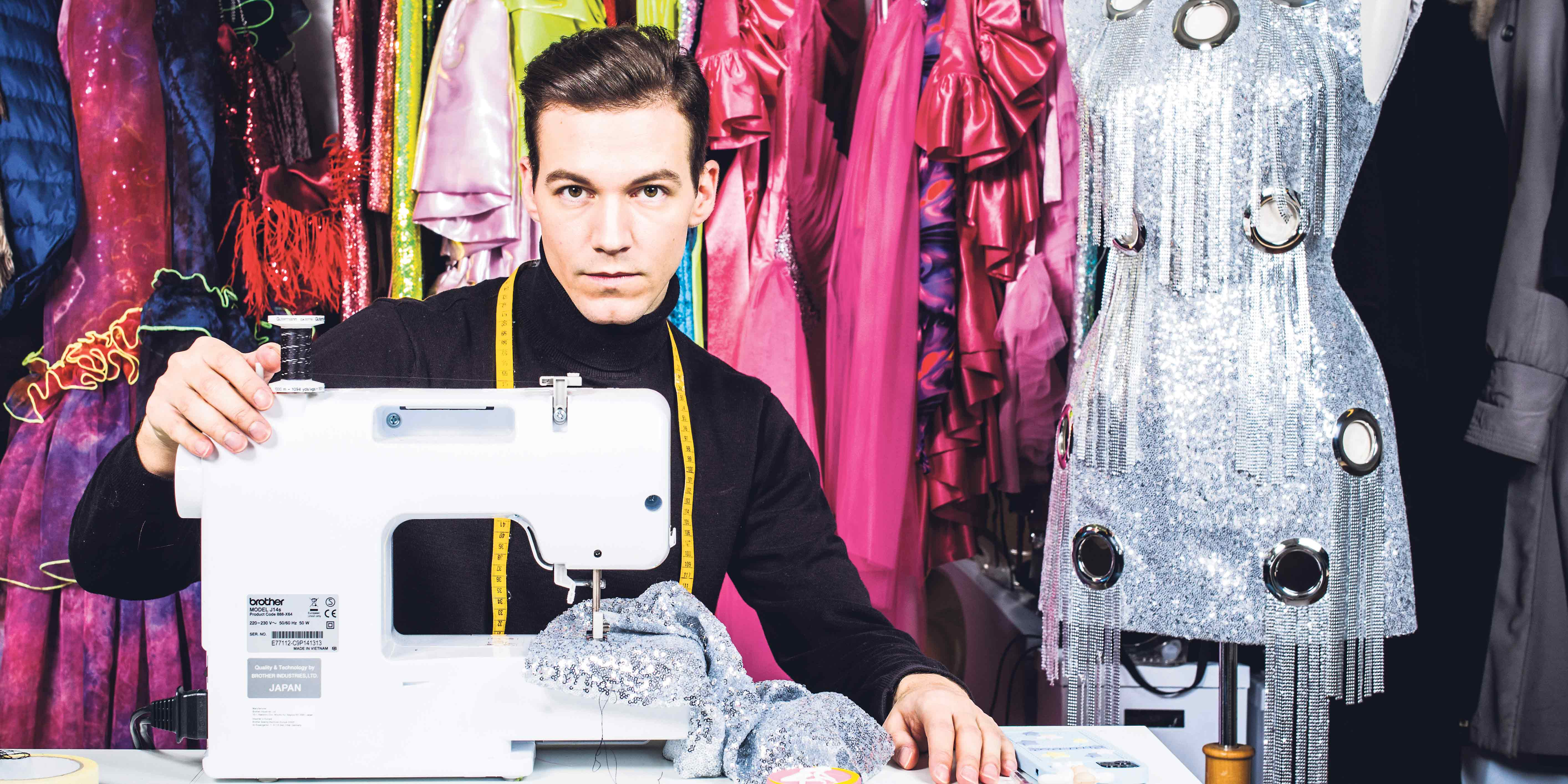 Kevin Germanier, le braconnier de la mode