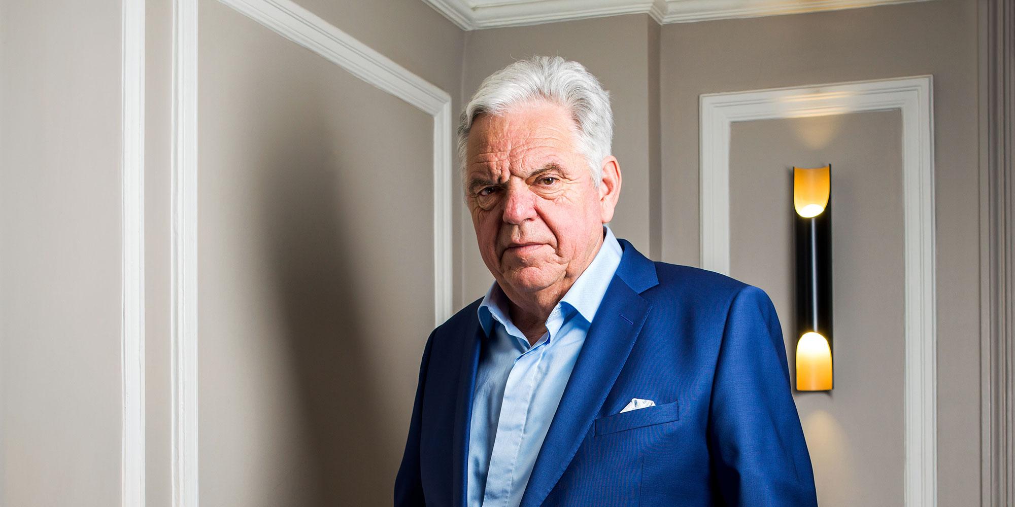 Jean Luc Ploye Le Psychologue Qui Expertise Les Tueurs En Serie
