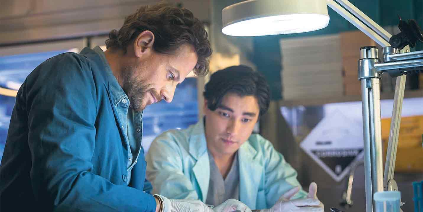 Les médecins légistes sont de plus en plus les vedettes de leurs propres séries