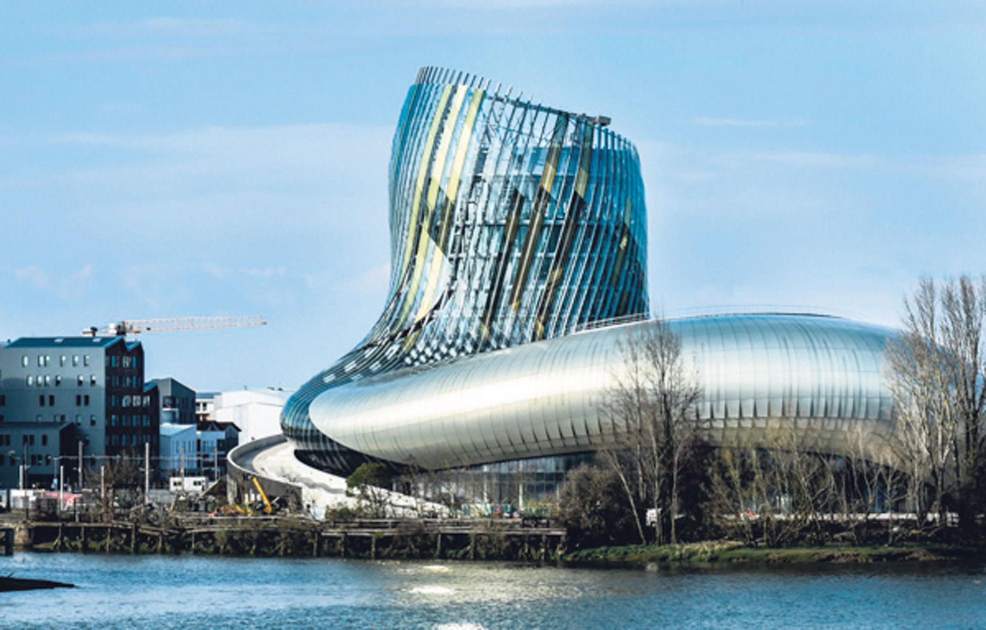 A Bordeaux, la Cité du vin recherche ses oncles d'Amérique
