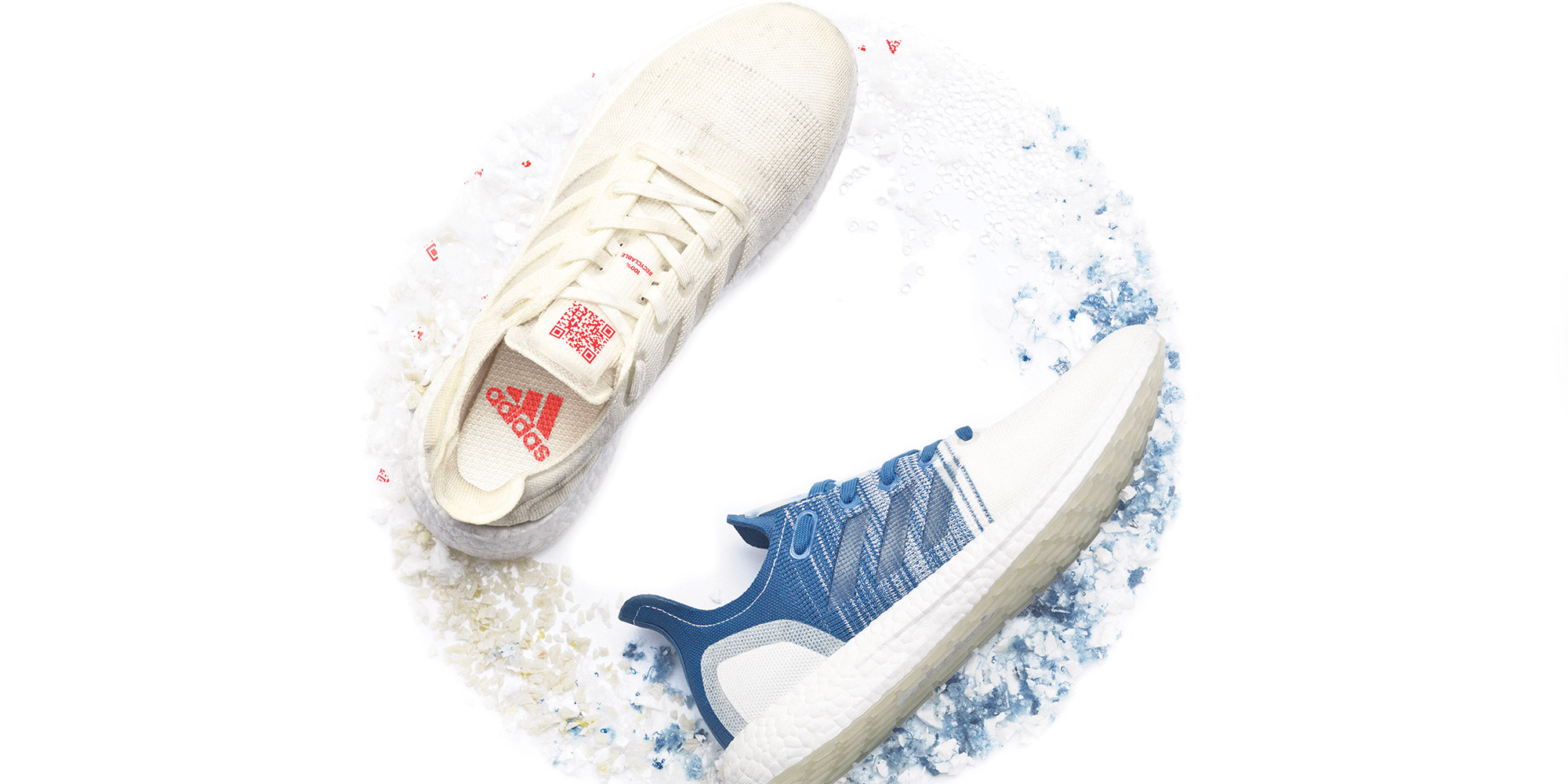 Adidas invente la basket (presque) éternelle