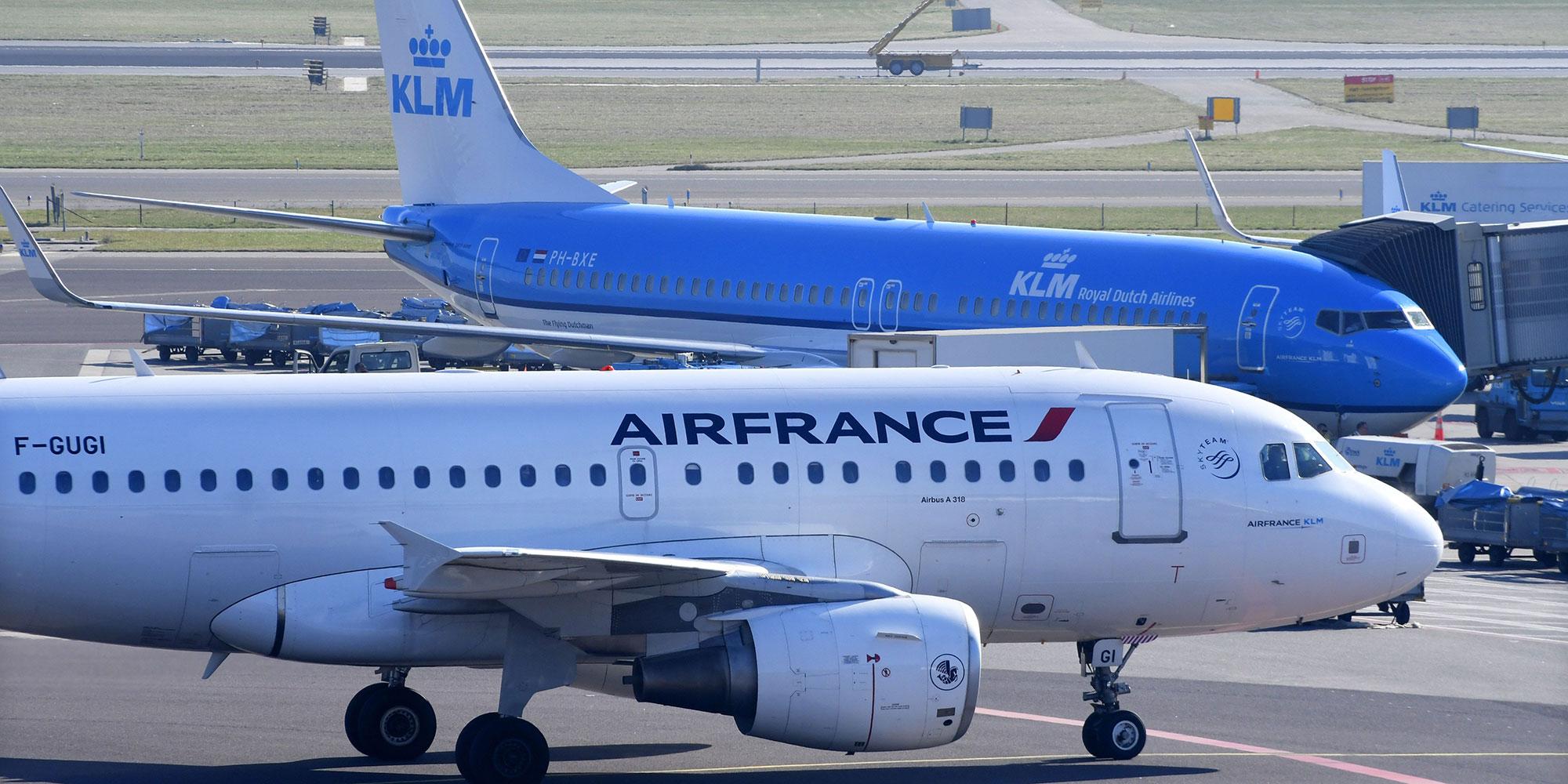 Air France-KLM : la France aurait-elle pu prévoir l'opération des ...