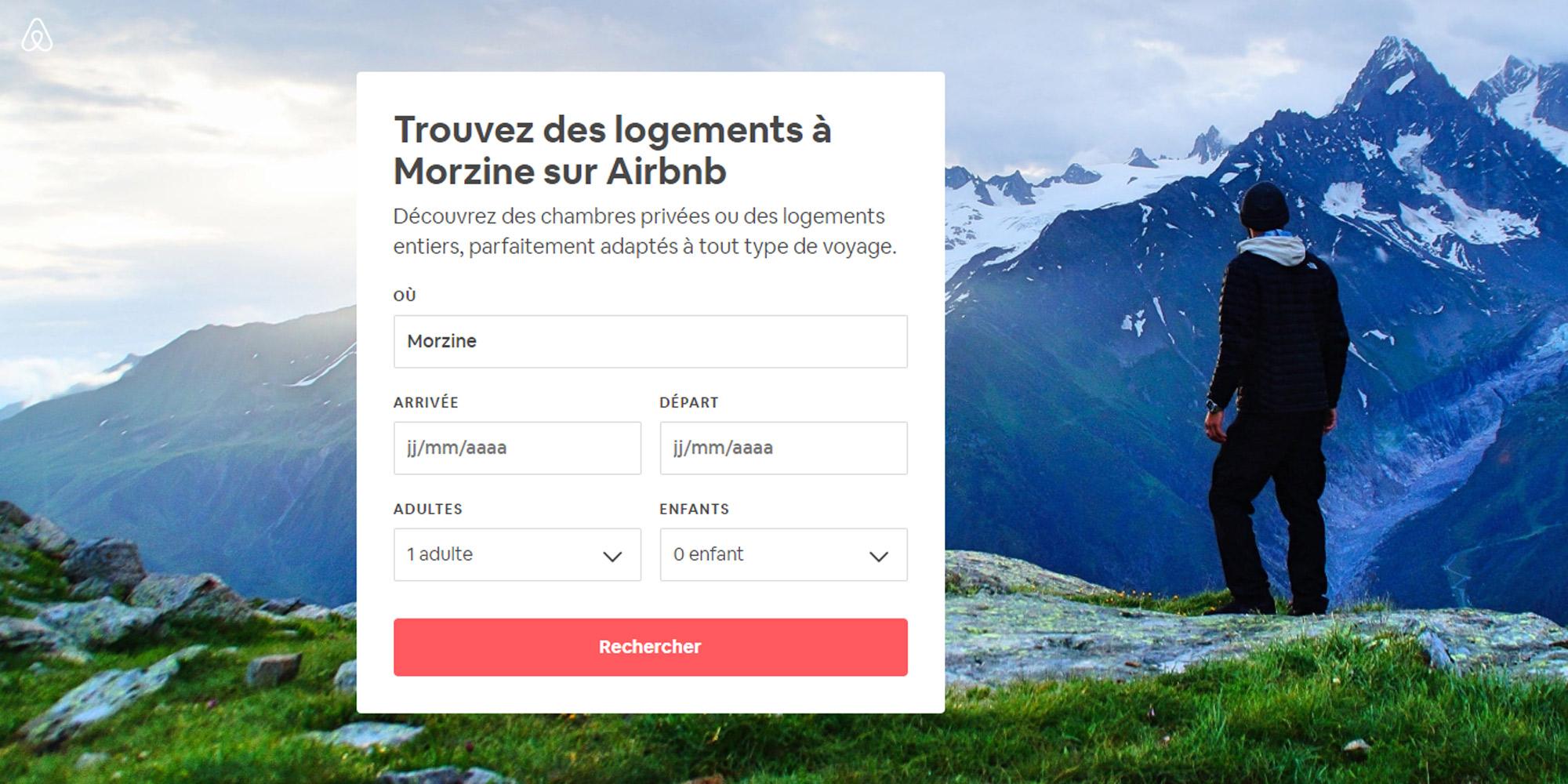 airbnb, premier hôtelier dans les villages français
