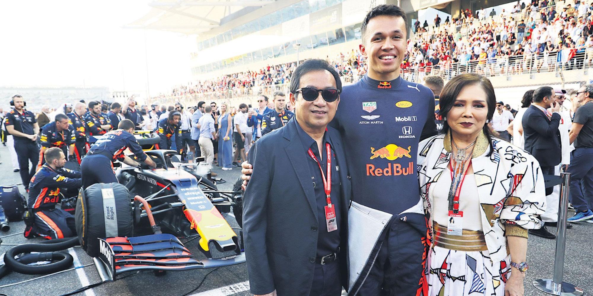 Derrière les canettes de Red Bull, le culte du secret d'un groupe thaïlandais