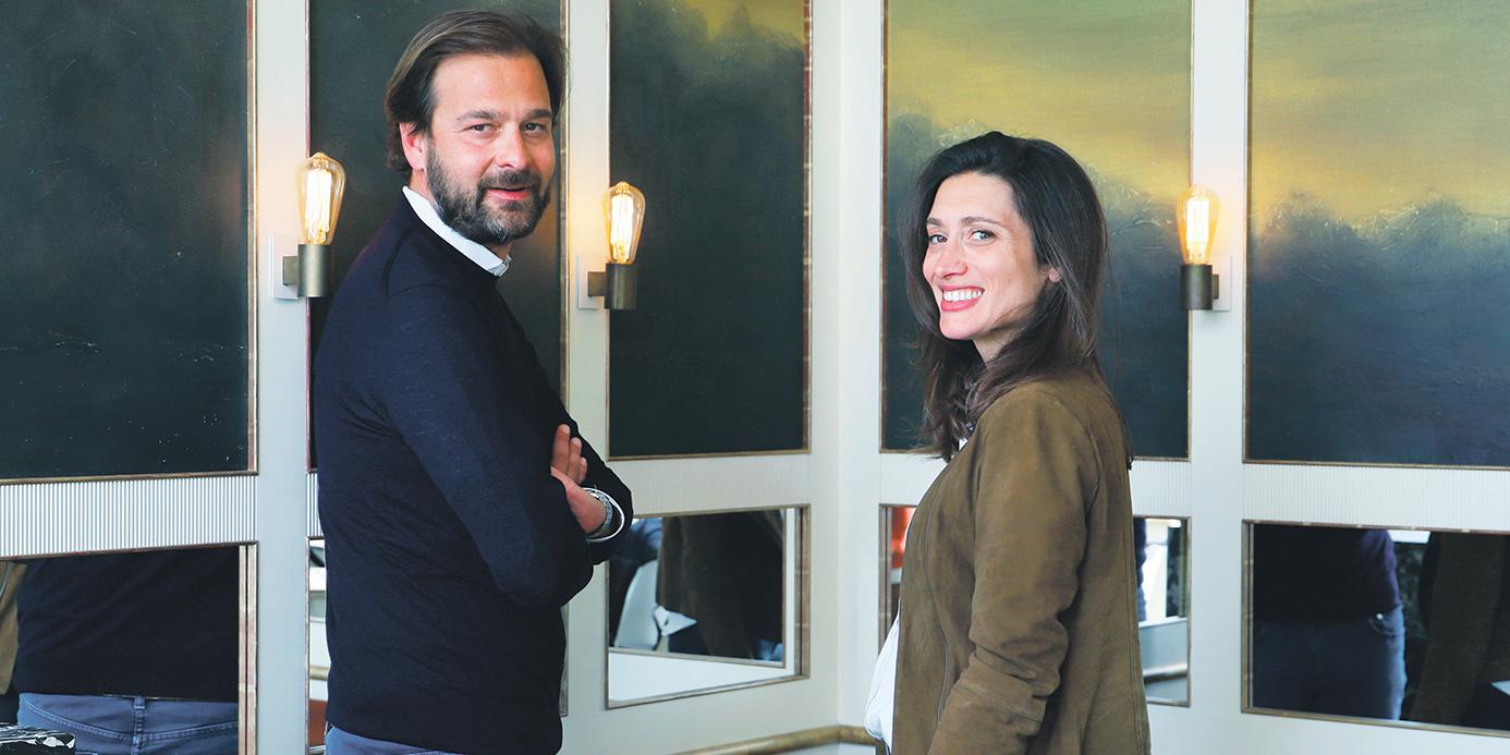 Gilles et Claire Malafosse, la fratrie derrière le succès des restaurants Loulou
