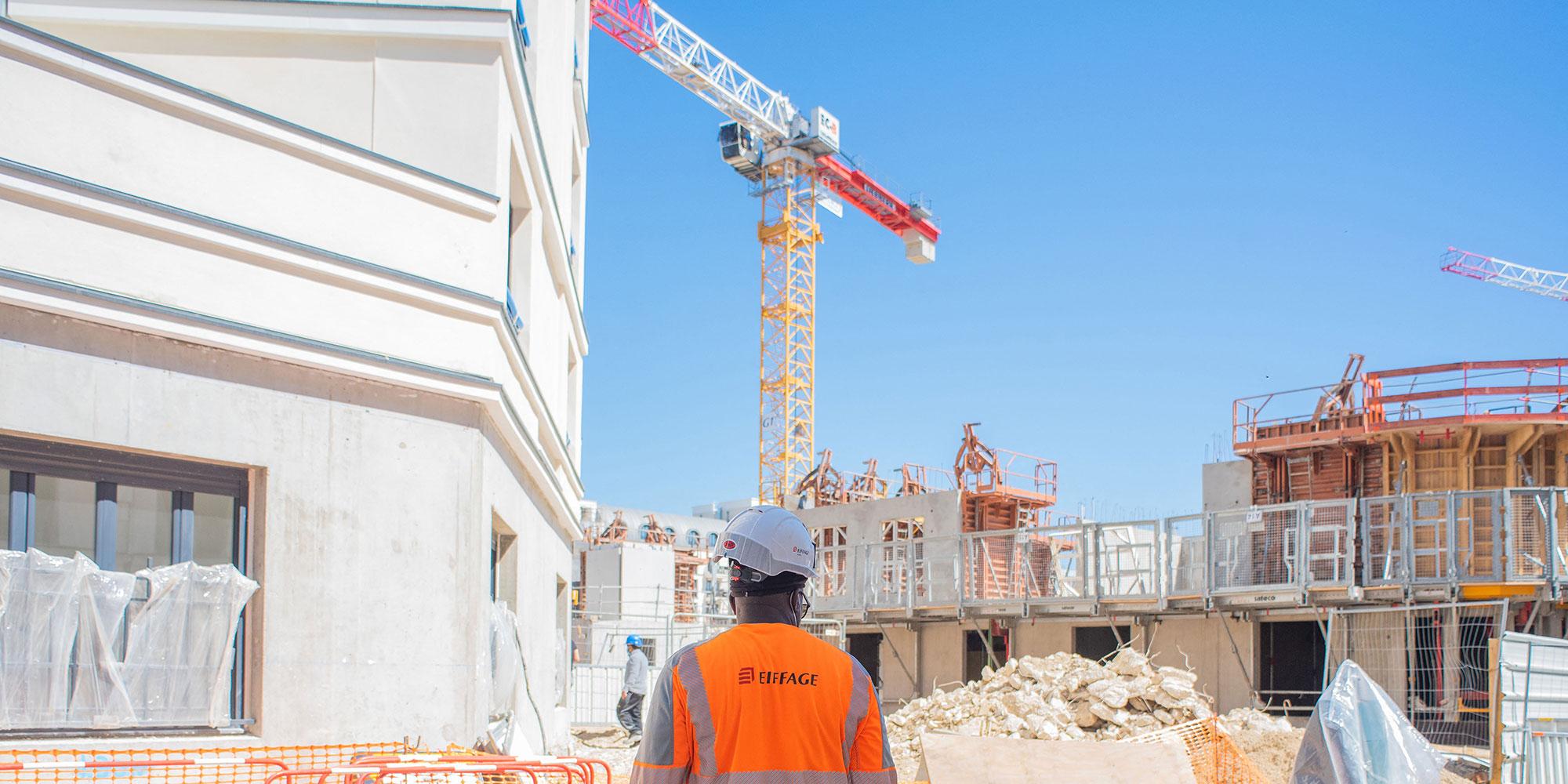 Immobilier : après la suspension des chantiers à cause du Covid-19, le neuf se relance