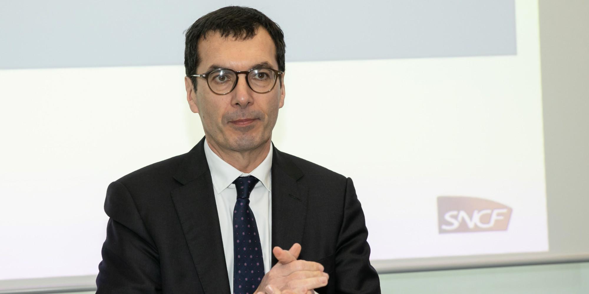 """Jean-Pierre Farandou, président de la SNCF : """"Je veux que la SNCF soit pionnière des trains à hydrogène"""""""