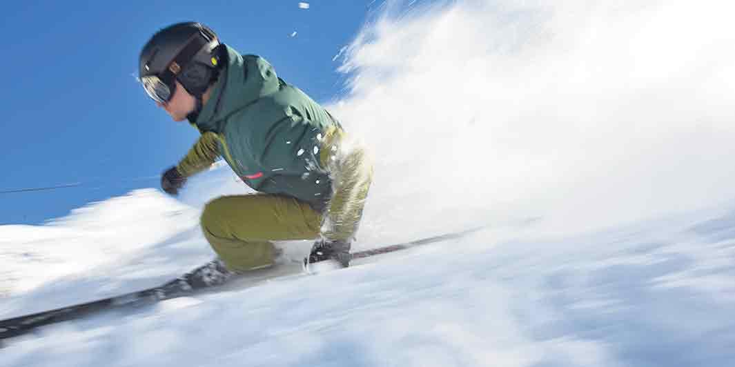 La marque Salomon continue à innover dans le ski