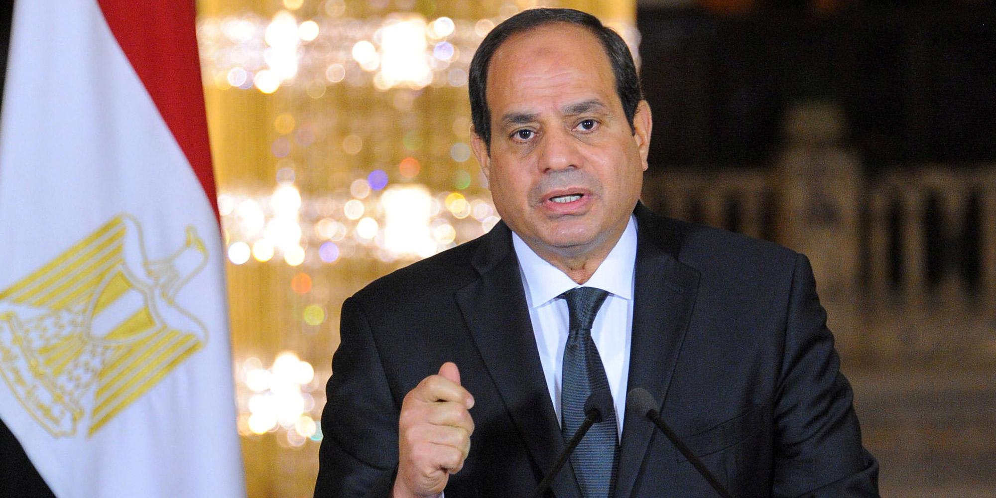 Egypte : Sissi, le président au mandat infini - Le Journal du dimanche image