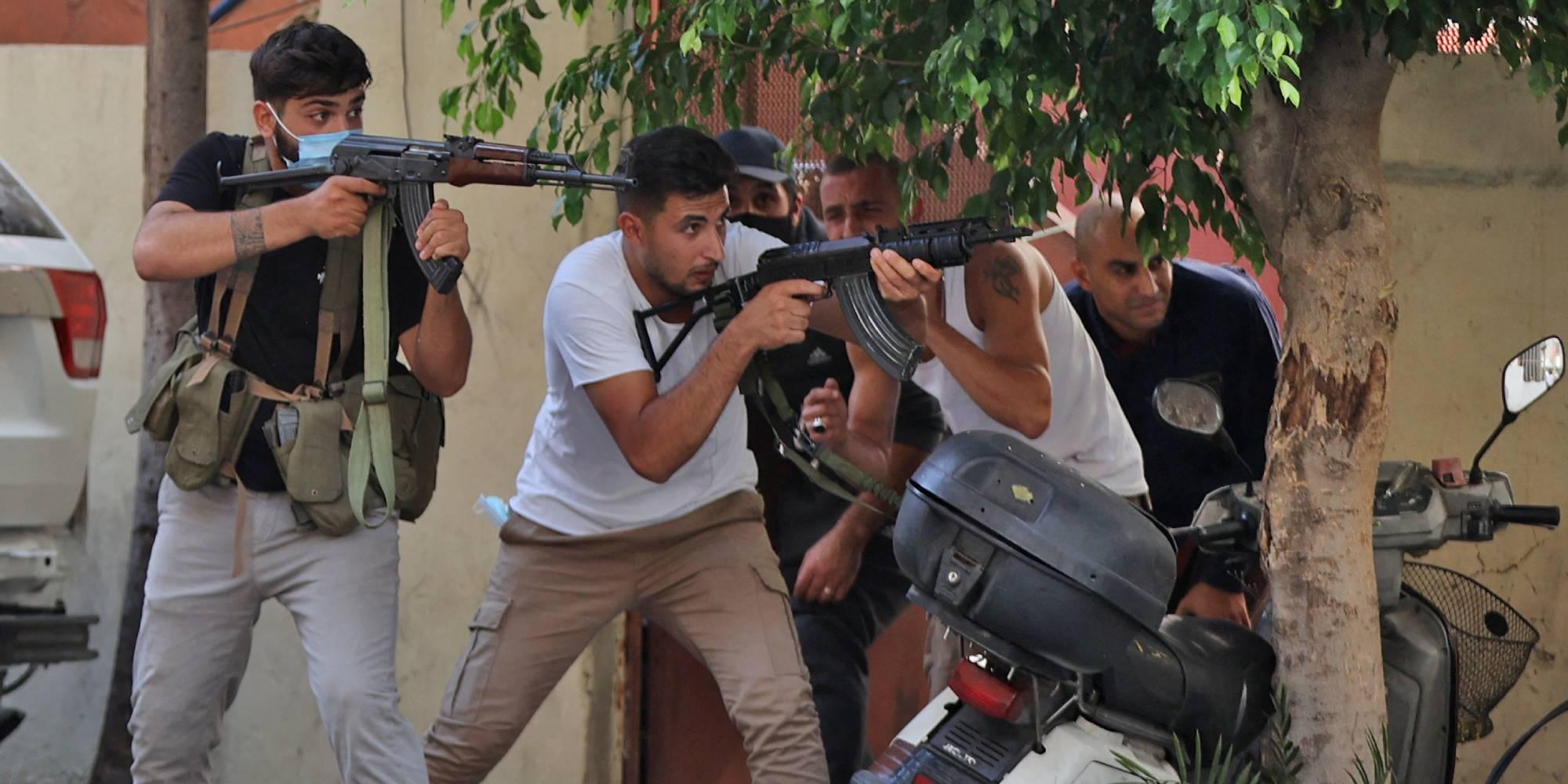Après les violents affrontements à Beyrouth, le Liban au bord de l'embrasement