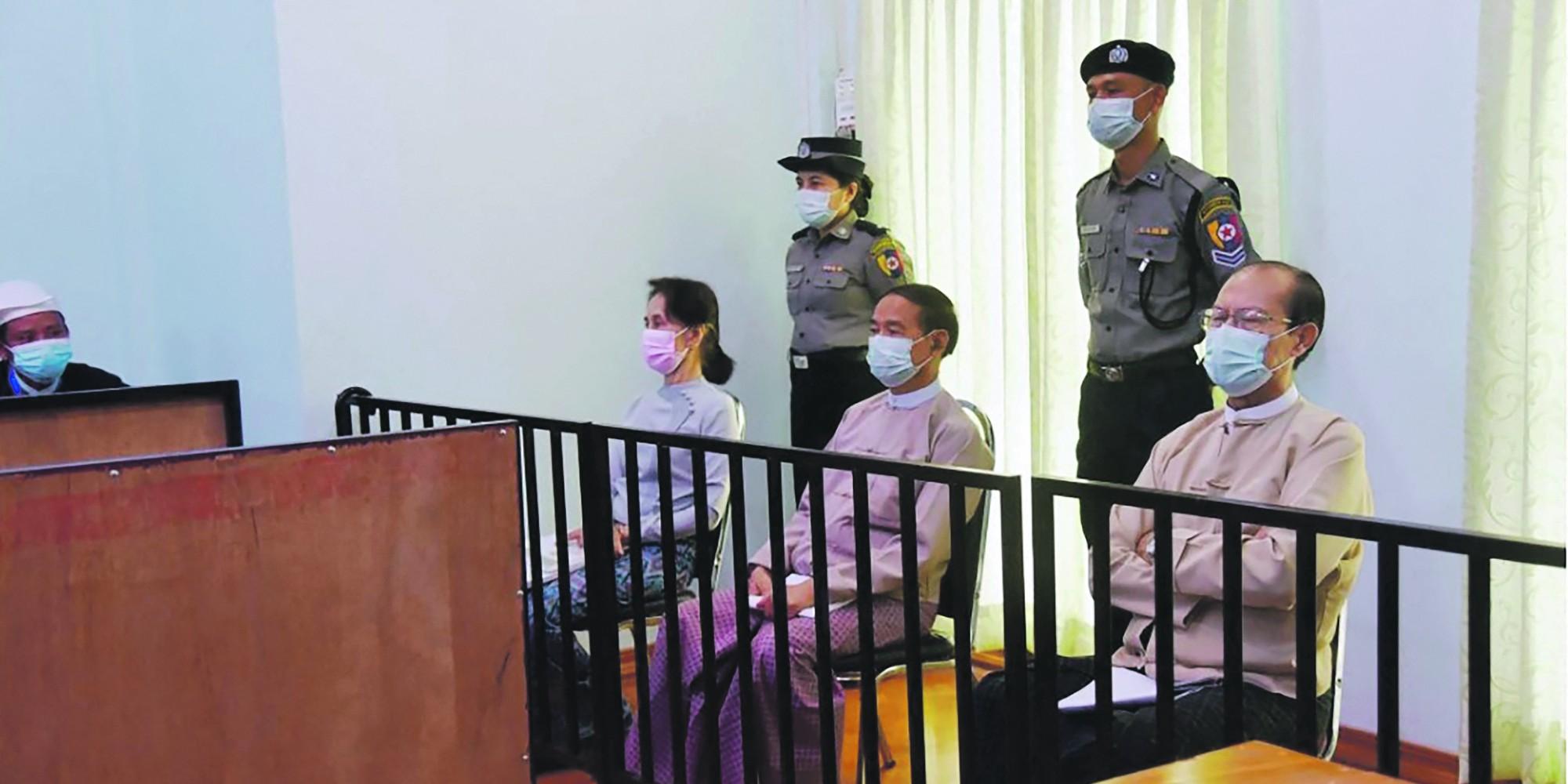 Birmanie : le marathon judiciaire d'Aung San Suu Kyi continue dans une indifférence quasi générale