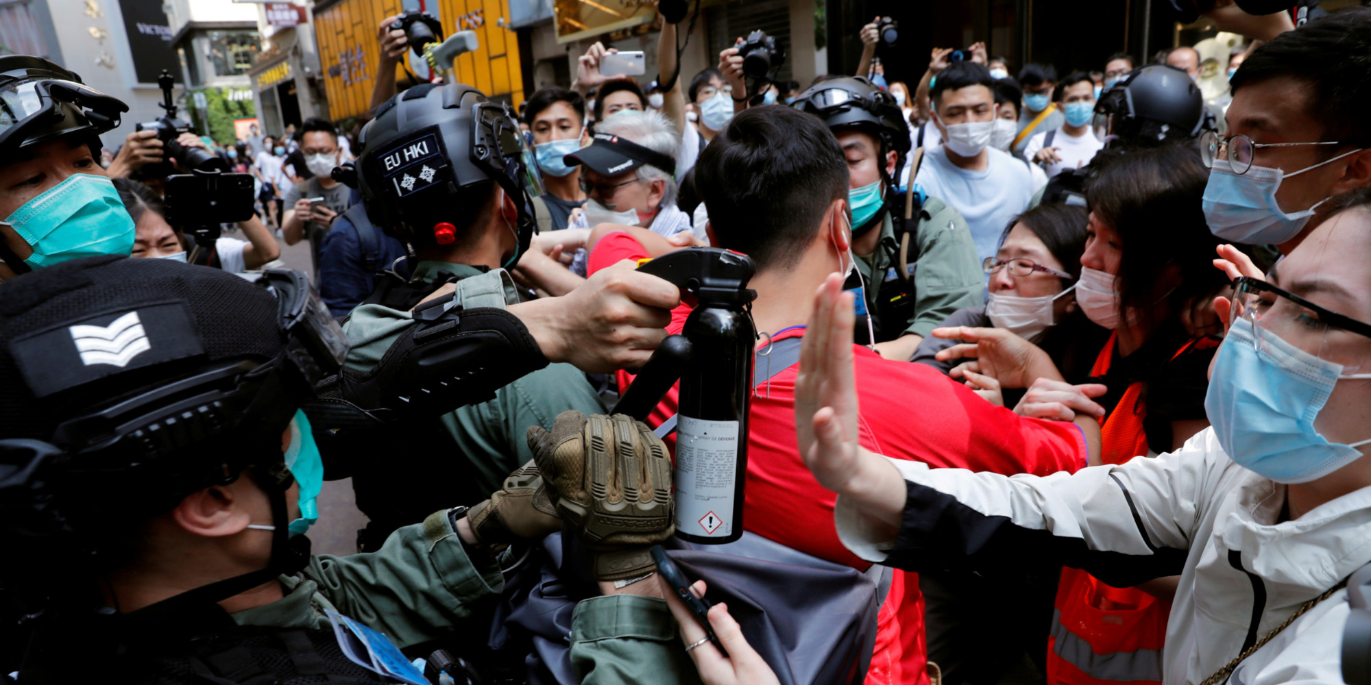 """TRIBUNE. Philippe Le Corre : """"Hongkong, une nouvelle épine entre l'Europe et la Chine?"""""""