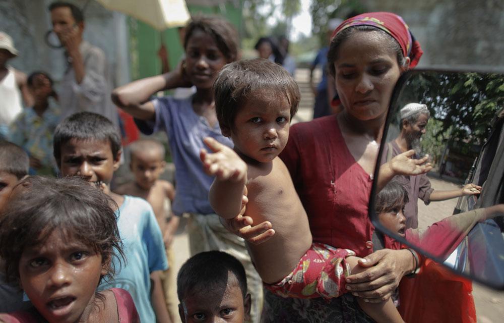 Un humanitaire français arrêté et emprisonné au Bangladesh