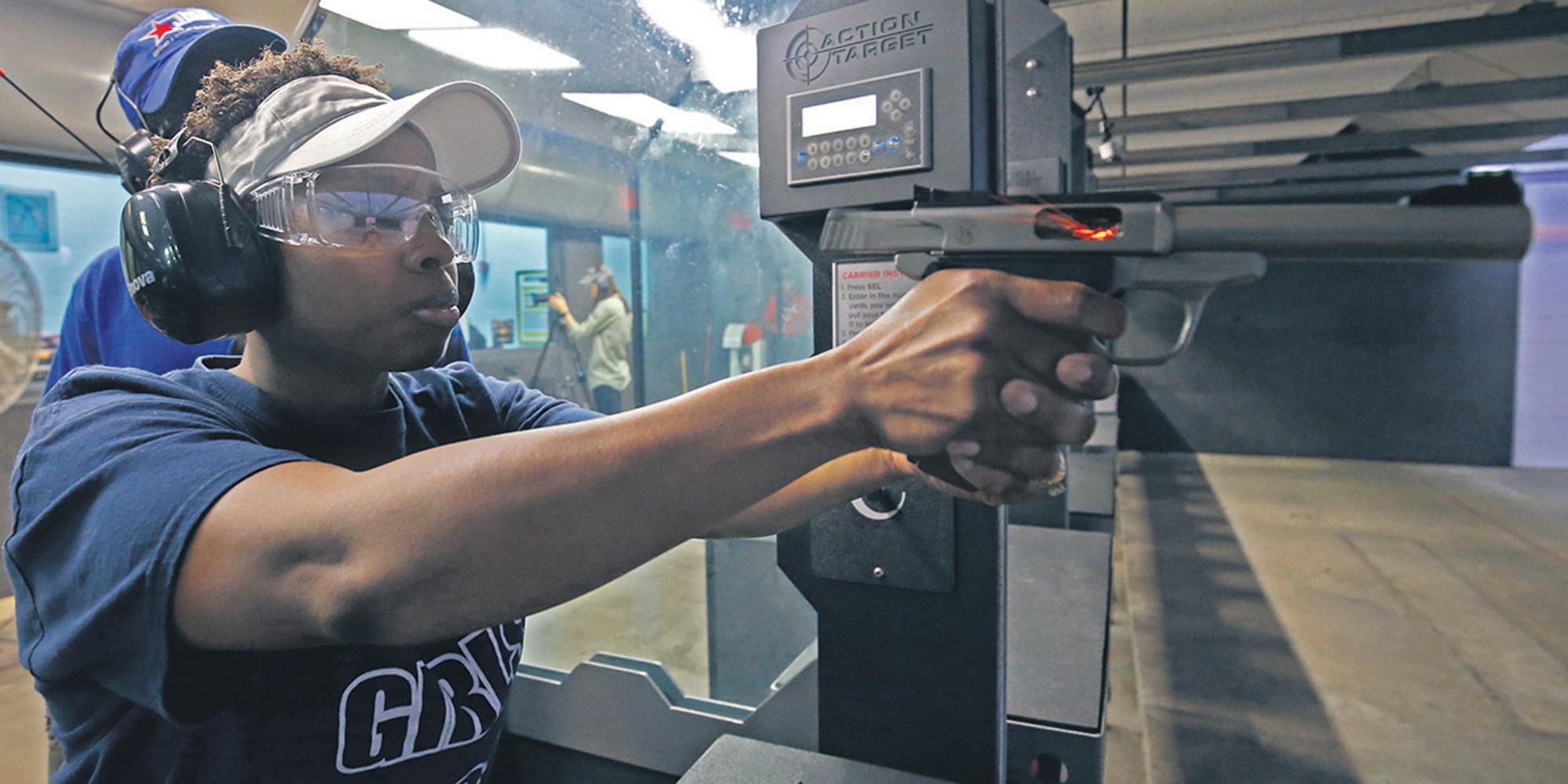 Aux Etats-Unis, les Noirs ont aussi leur lobby des armes à feu