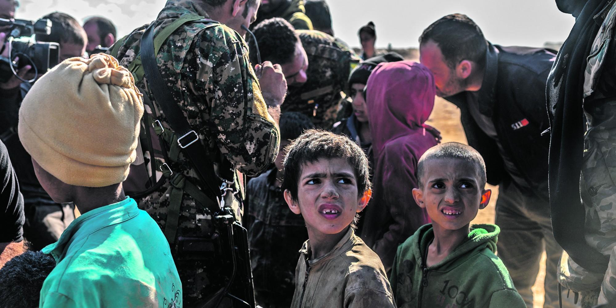Ces esclaves que l'État islamique détient en Turquie