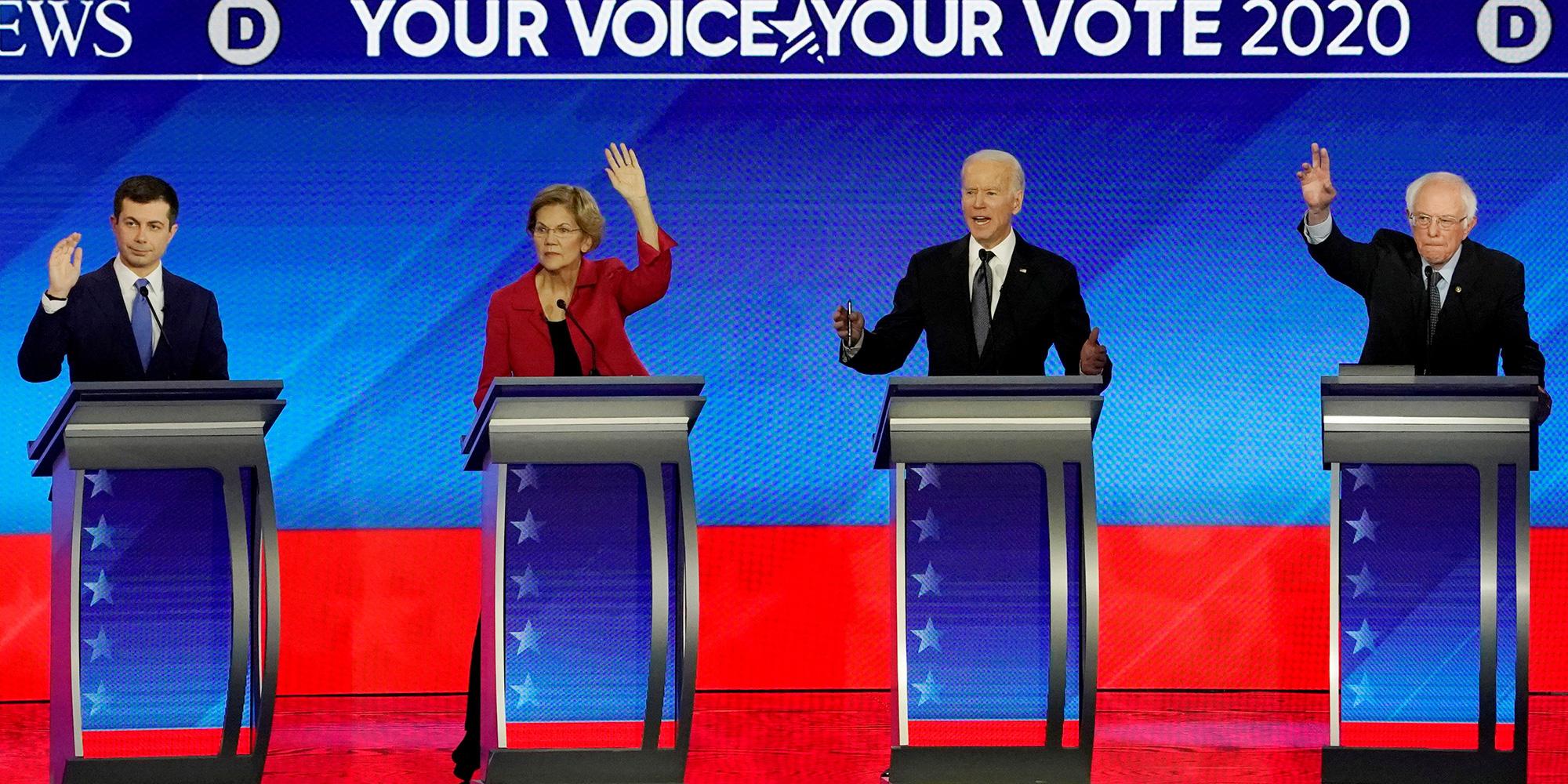 Etats-Unis : et s'il n'y avait pas de vainqueur à la fin des primaires démocrates?