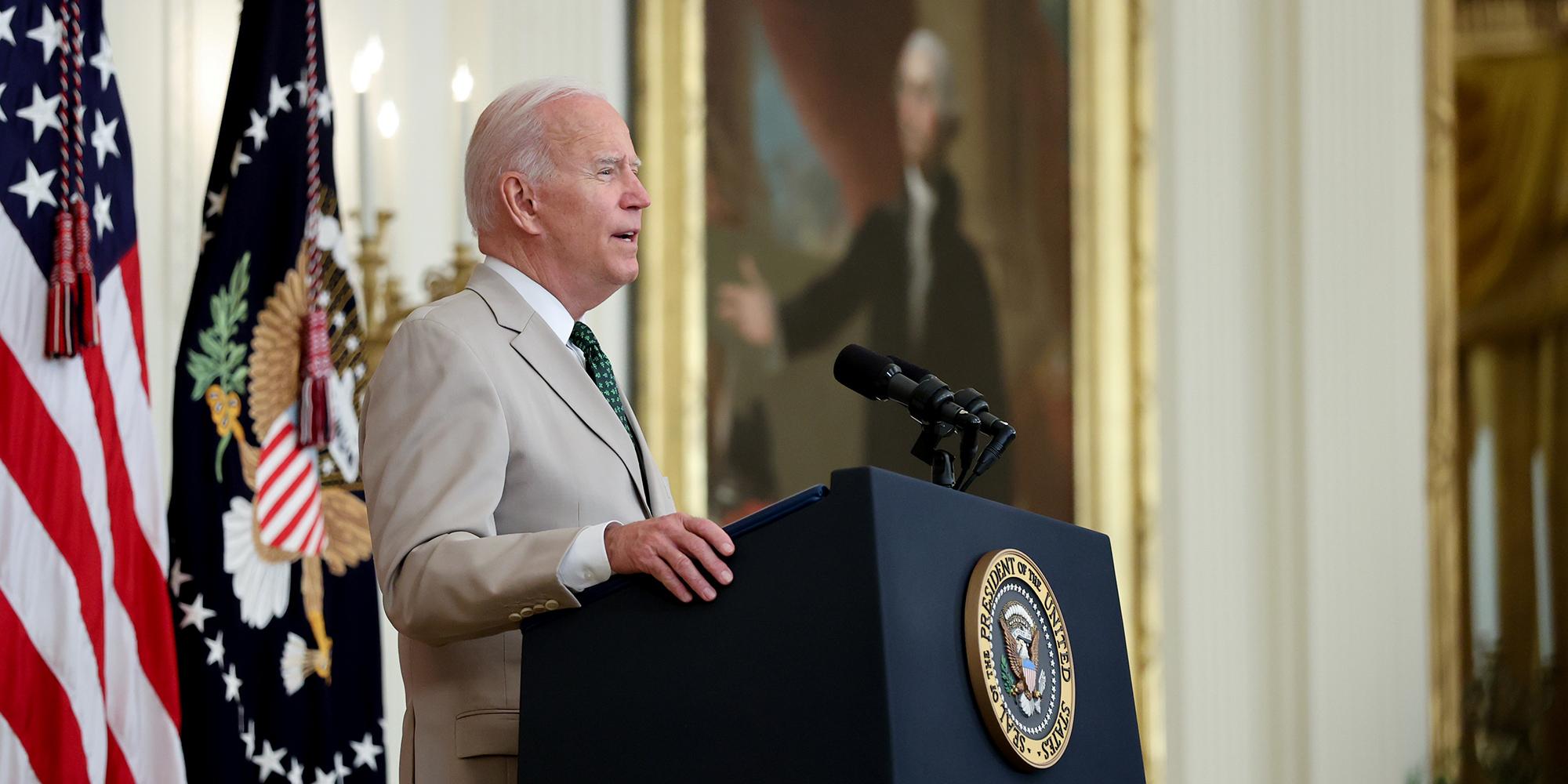 Etats-Unis : gouverner un pays divisé, le combat difficile de Joe Biden