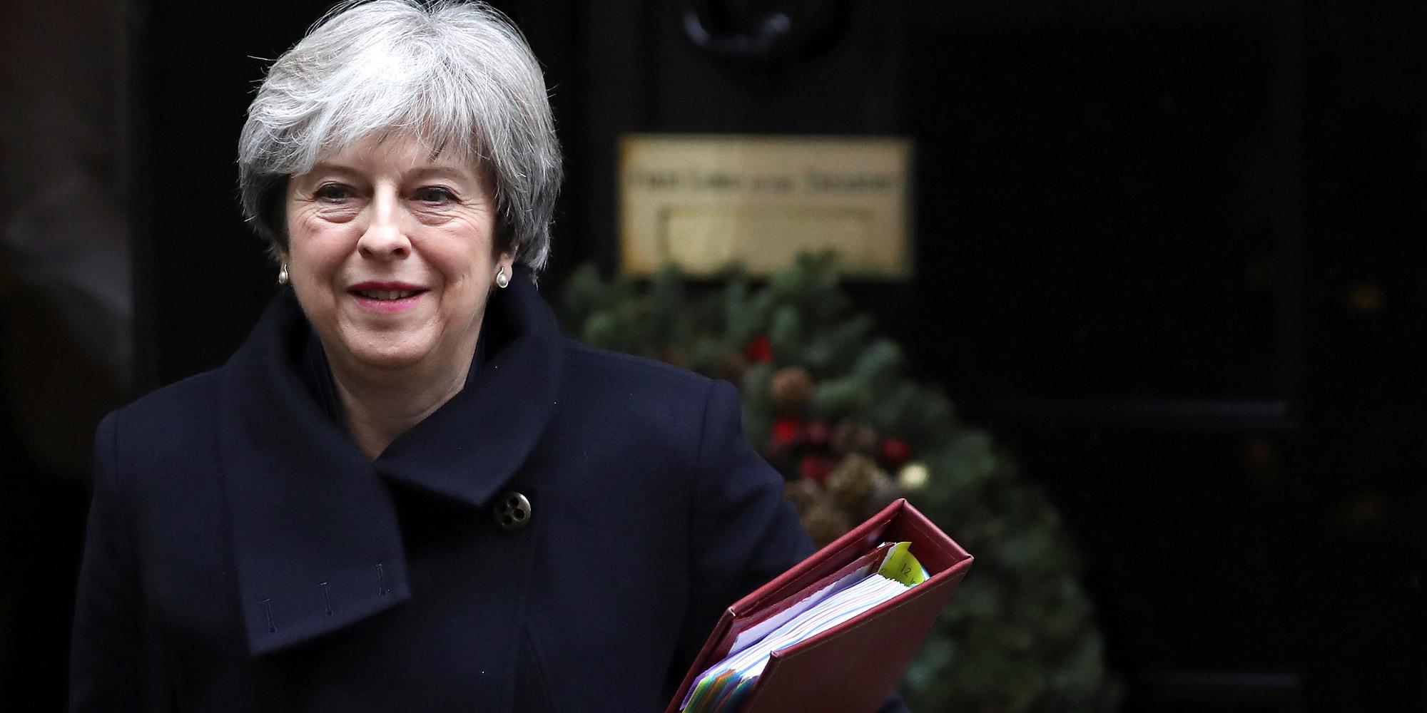 Brexit : Theresa May sur la corde raide