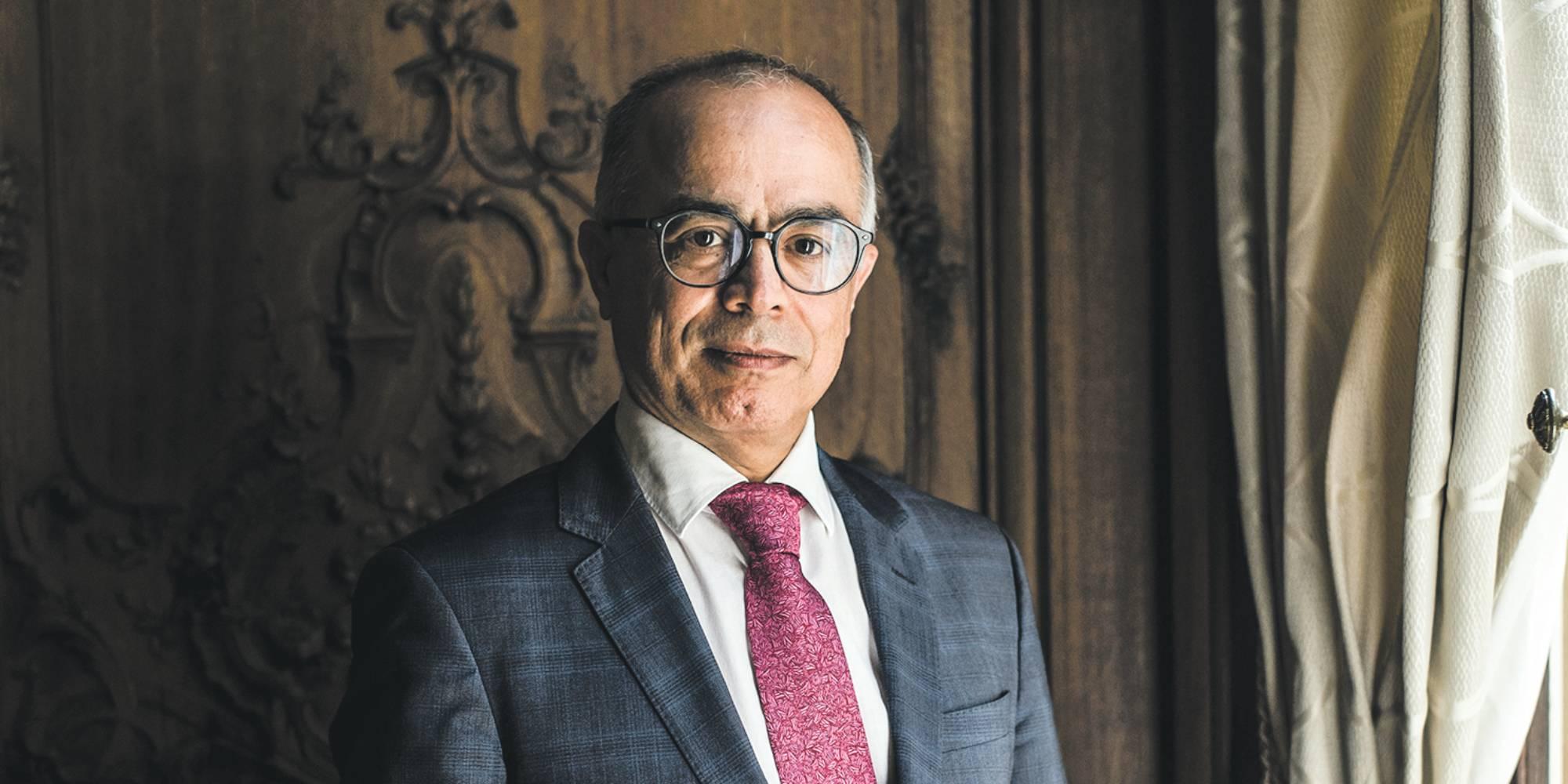 """EXCLUSIF. Chakib Benmoussa, l'ambassadeur du Maroc en France : """"Mon pays n'a pas espionné le président Macron"""""""