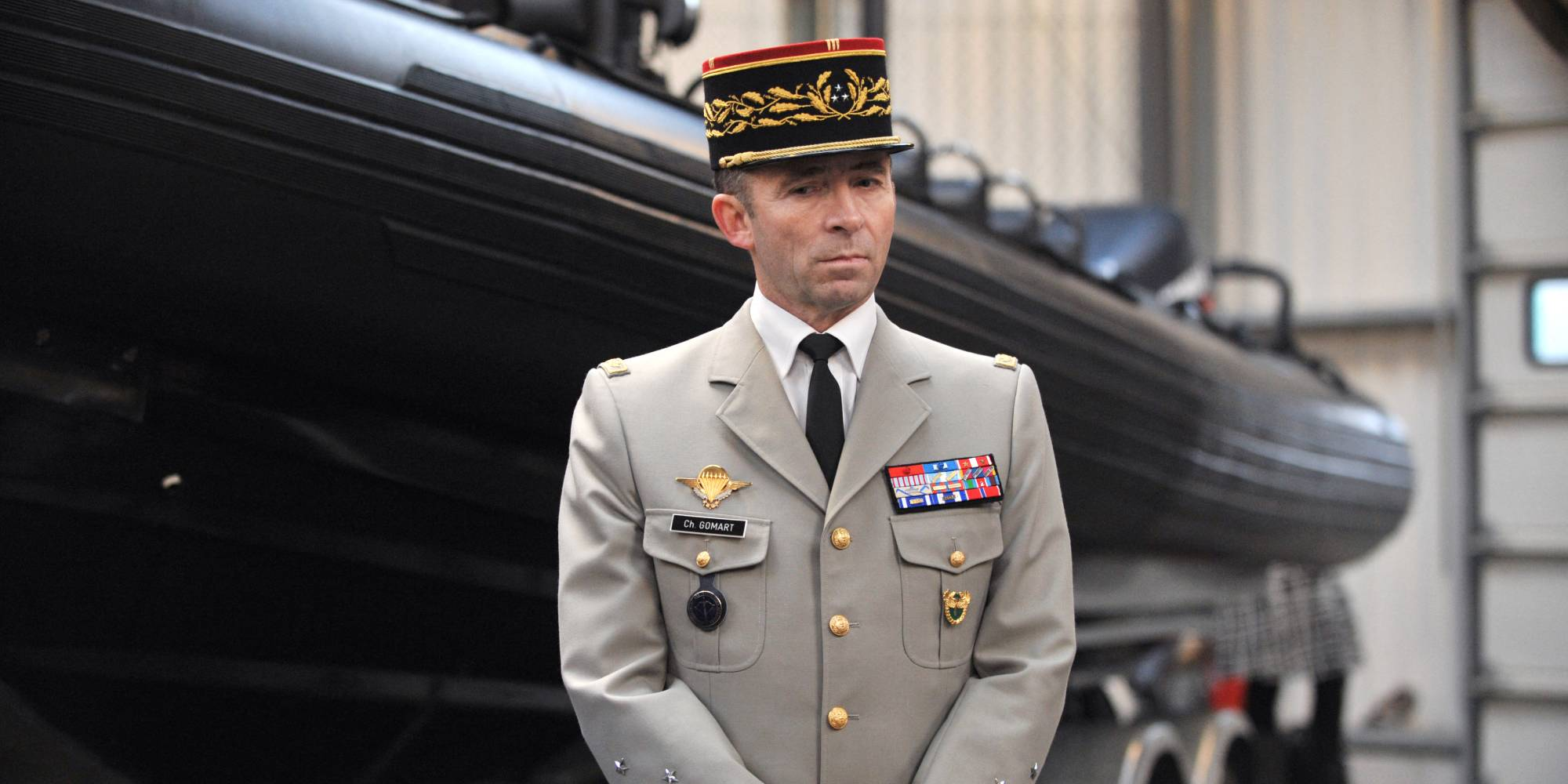 """EXCLUSIF. L'ex-directeur du renseignement militaire Christophe Gomart au JDD : """"L'Amérique reste notre allié"""""""