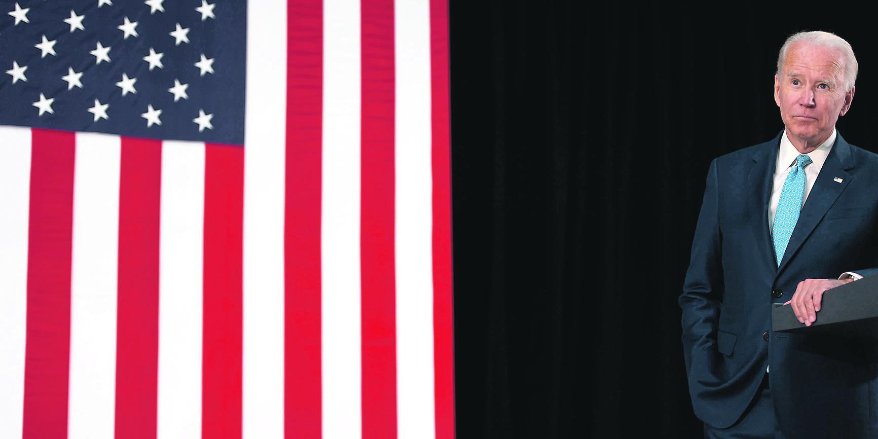 Face à Trump, Biden en mode force tranquille