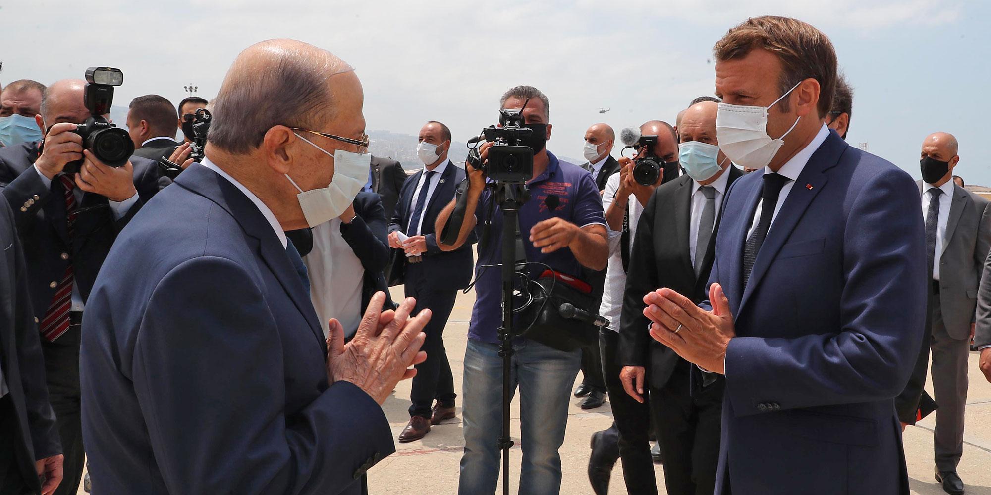 """""""Le Liban est plus que jamais pour Paris son observatoire privilégié au Moyen-Orient"""""""