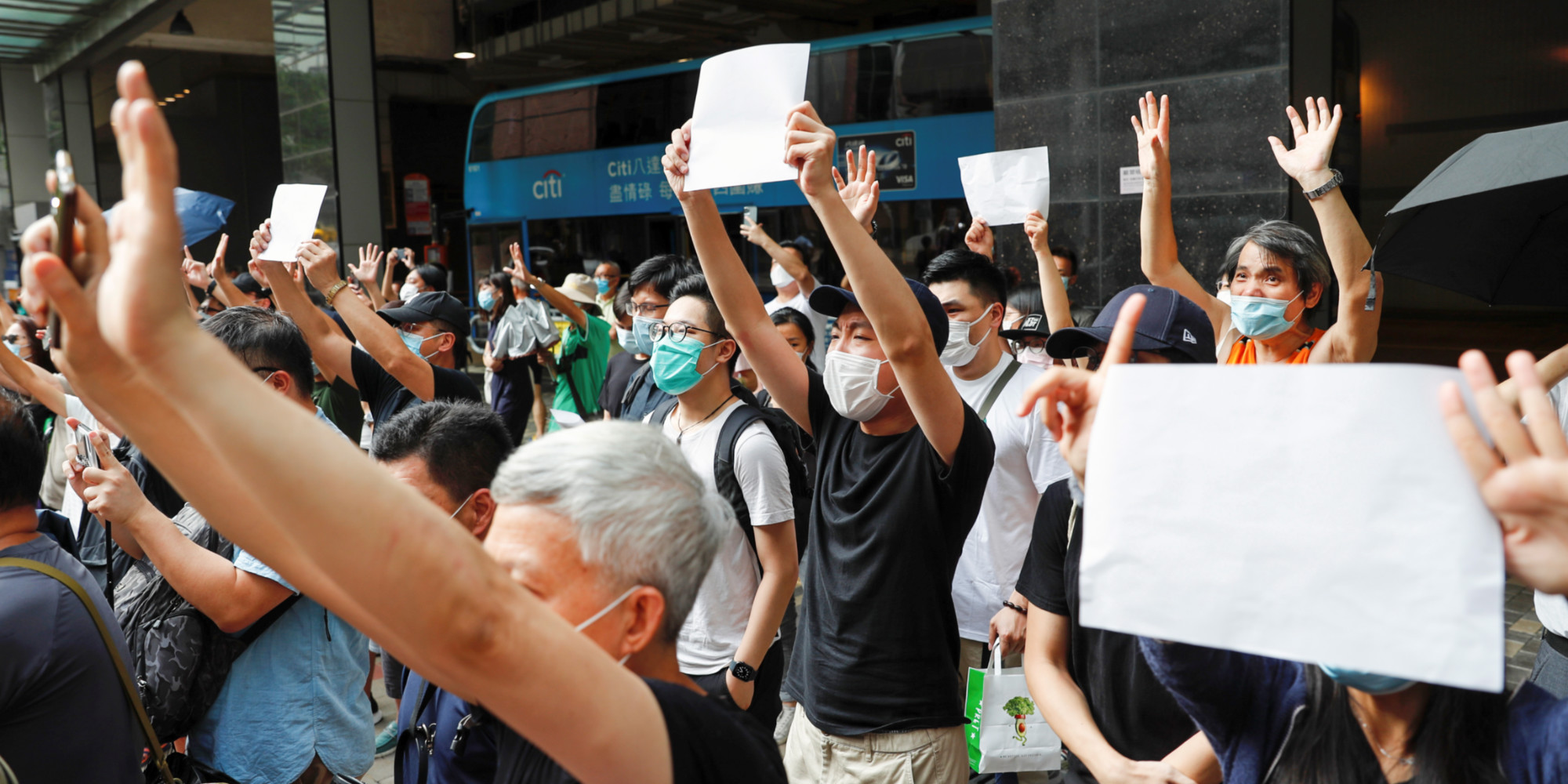 Le Royaume-Uni pourra-t-il accueillir tous les candidats à l'exil de Hongkong ?