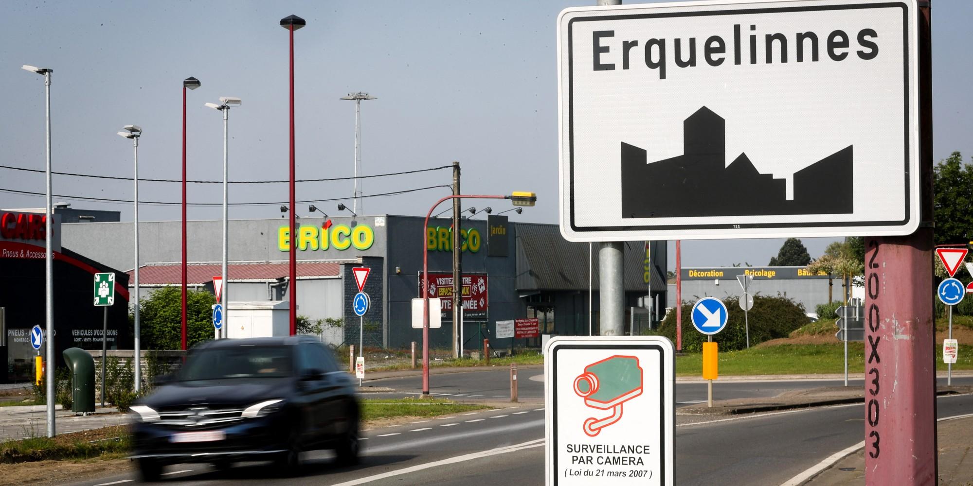 Mais qui a bougé la frontière entre la France et la Belgique?