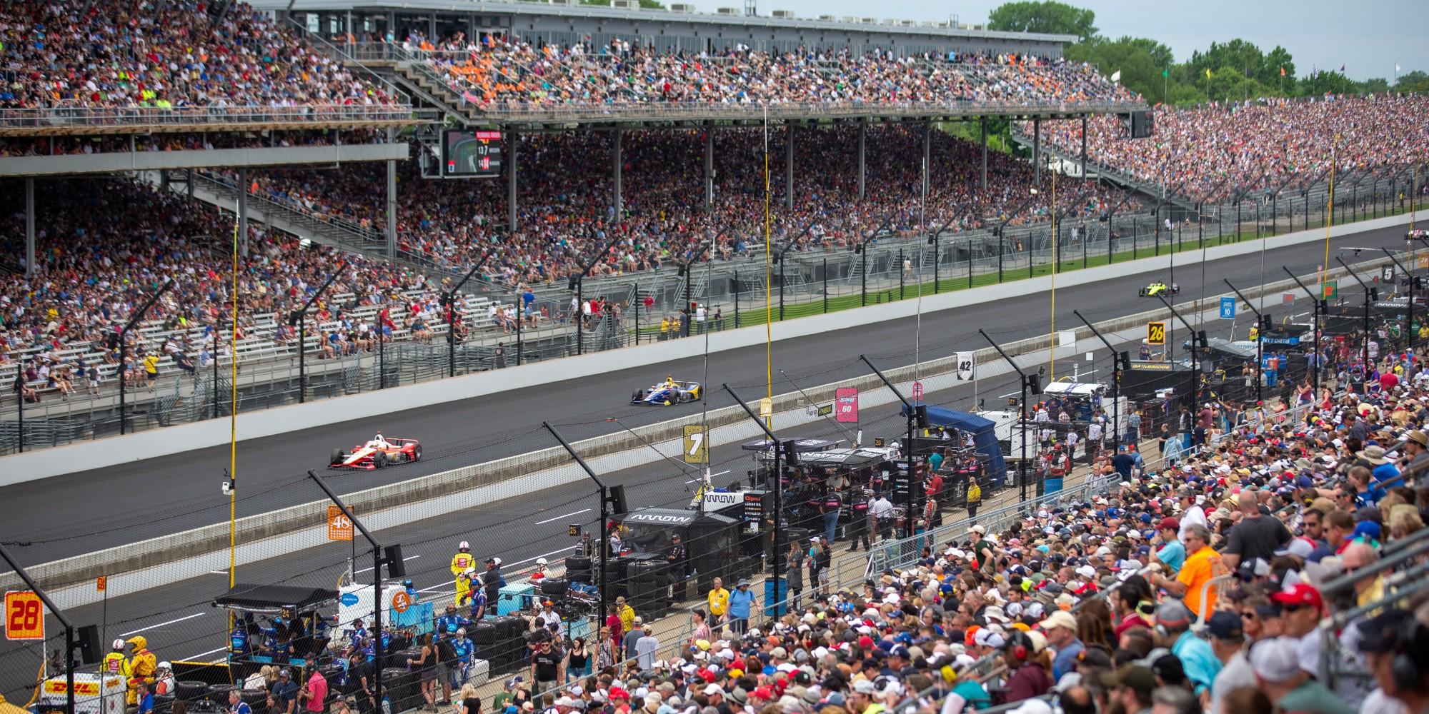 Malgré la pandémie, les organisateurs des 500 miles d'Indianapolis prévoient d'accueillir 135.000 spectateurs
