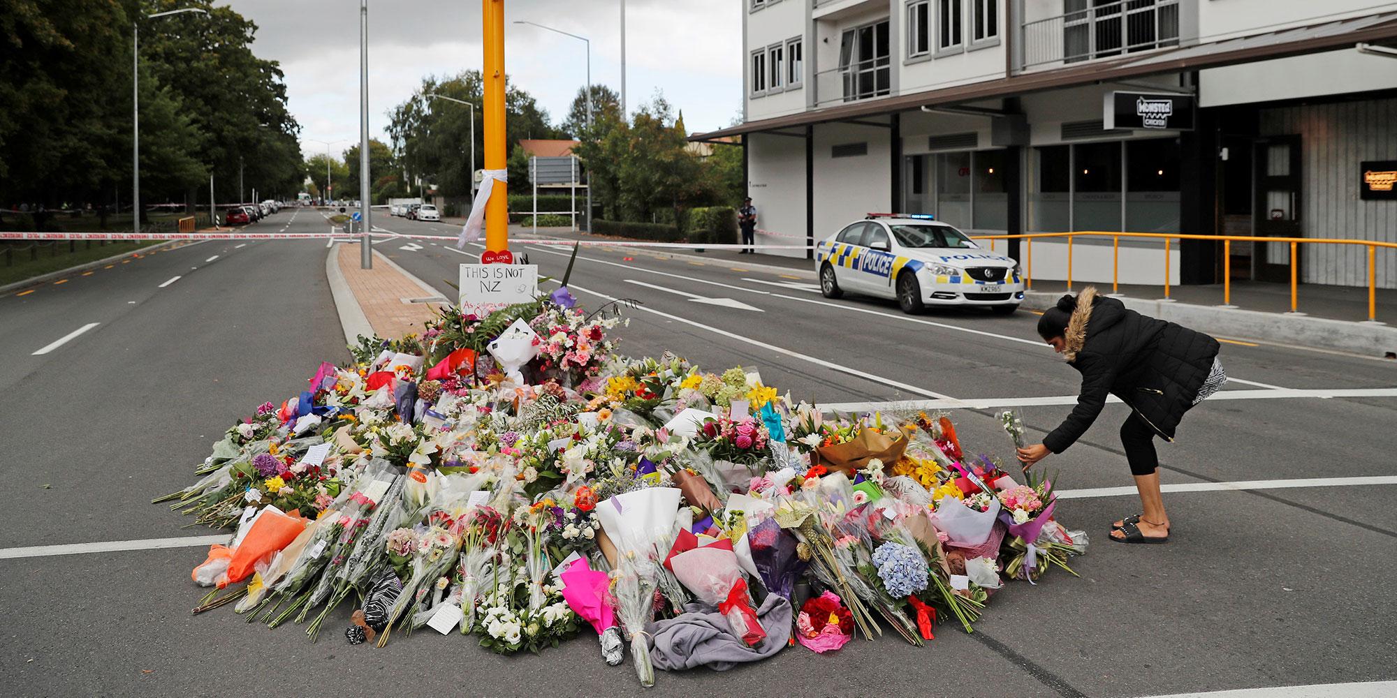 Attentat Nouvelle Zélande Wikipedia: Attentats Contre Deux Mosquées En Nouvelle-Zélande : Sur