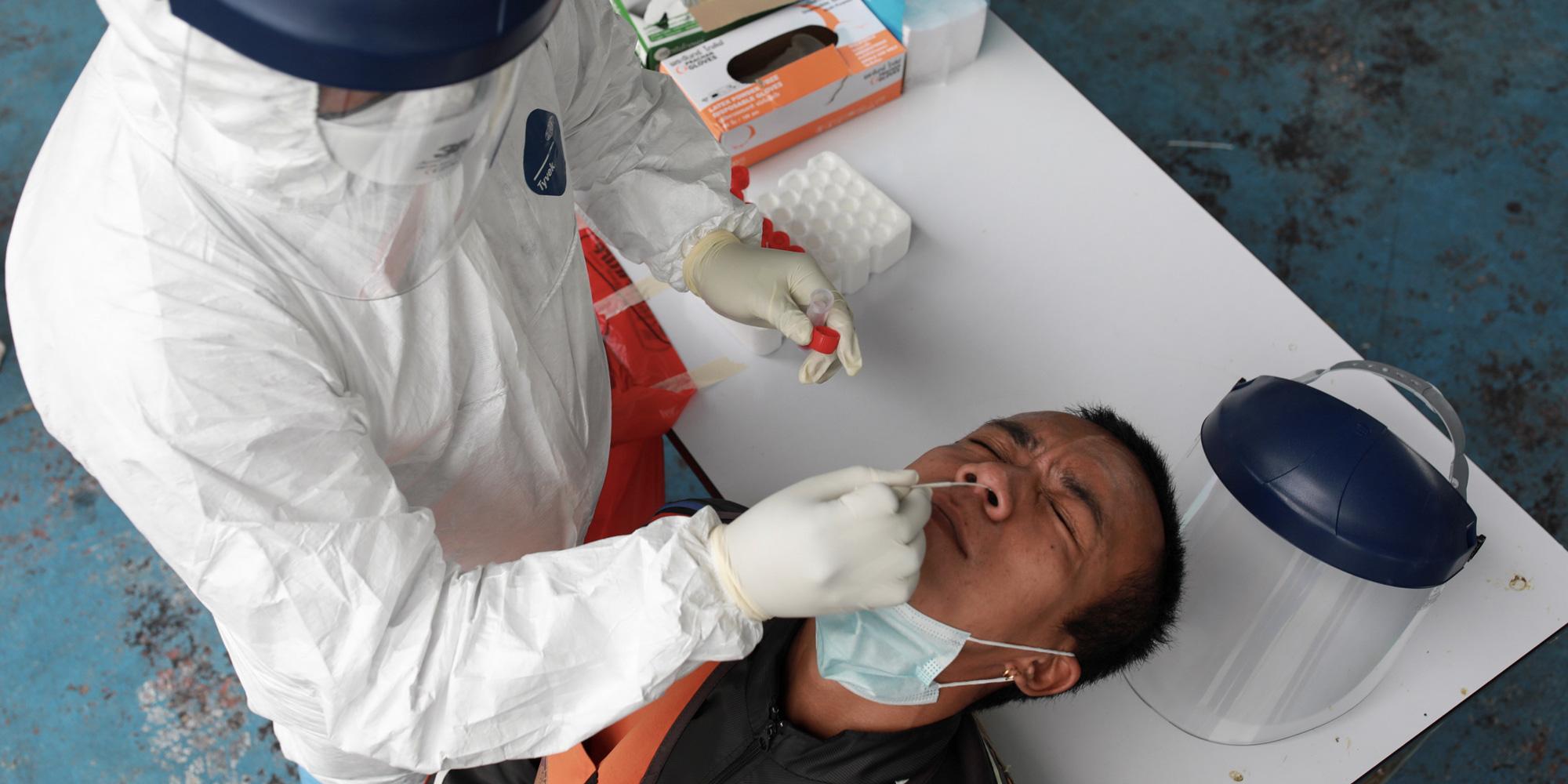 Thaïlande, Cambodge, Laos... En Asie, le Covid-19 contamine aussi les pays modèles