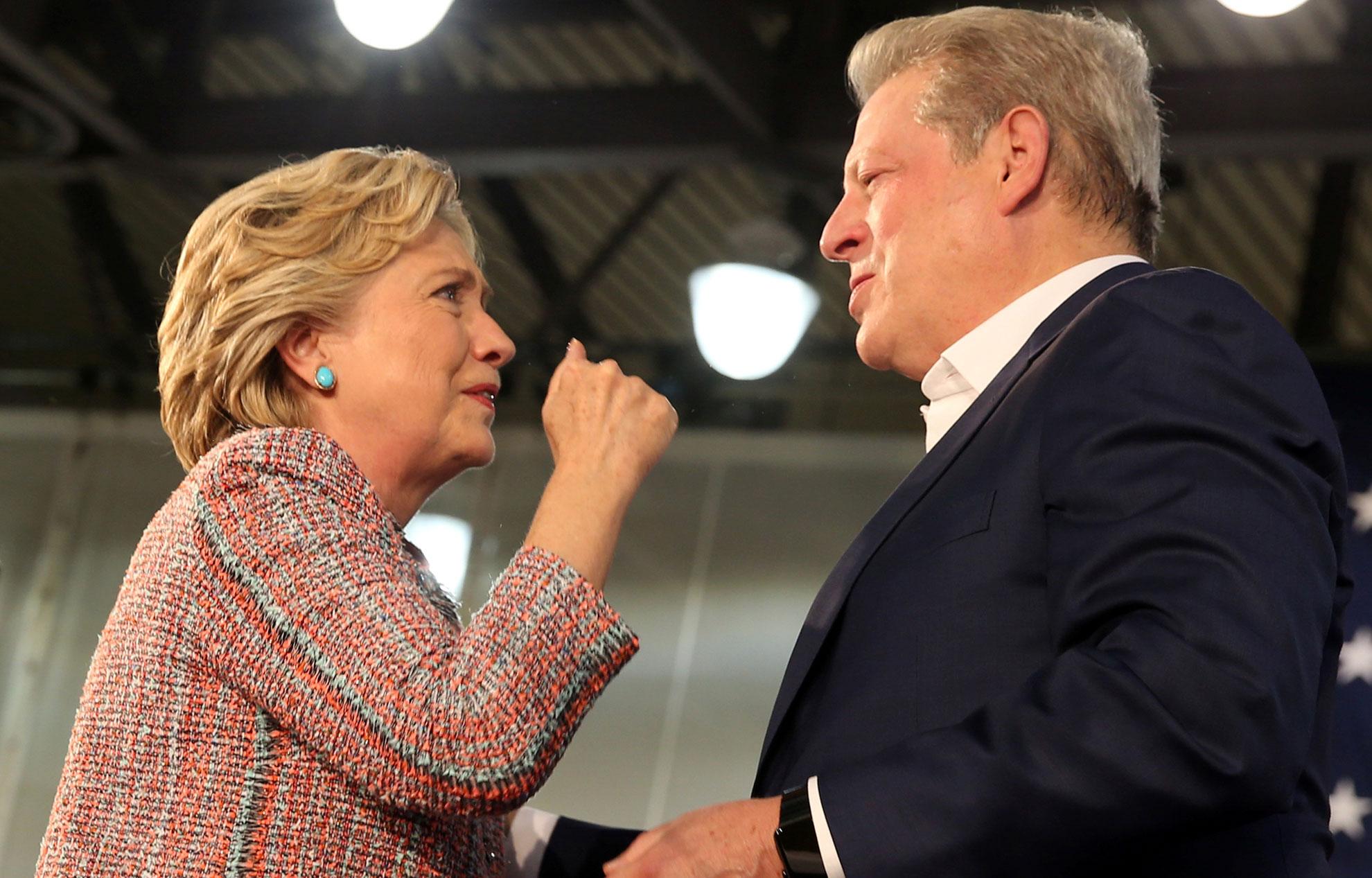 Elections américaines : mais où est donc passé Al Gore?
