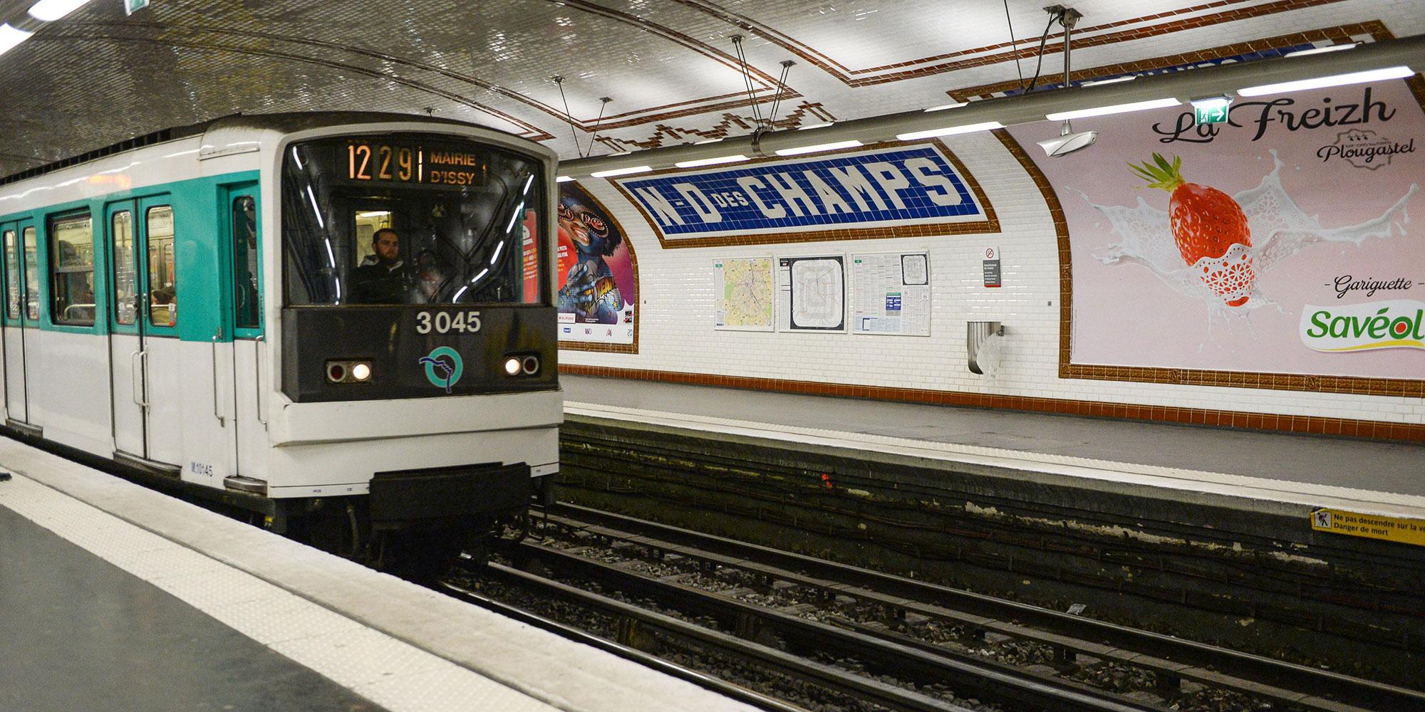 A Paris, la RATP teste les caméras-piétons pour améliorer la sécurité dans les transports