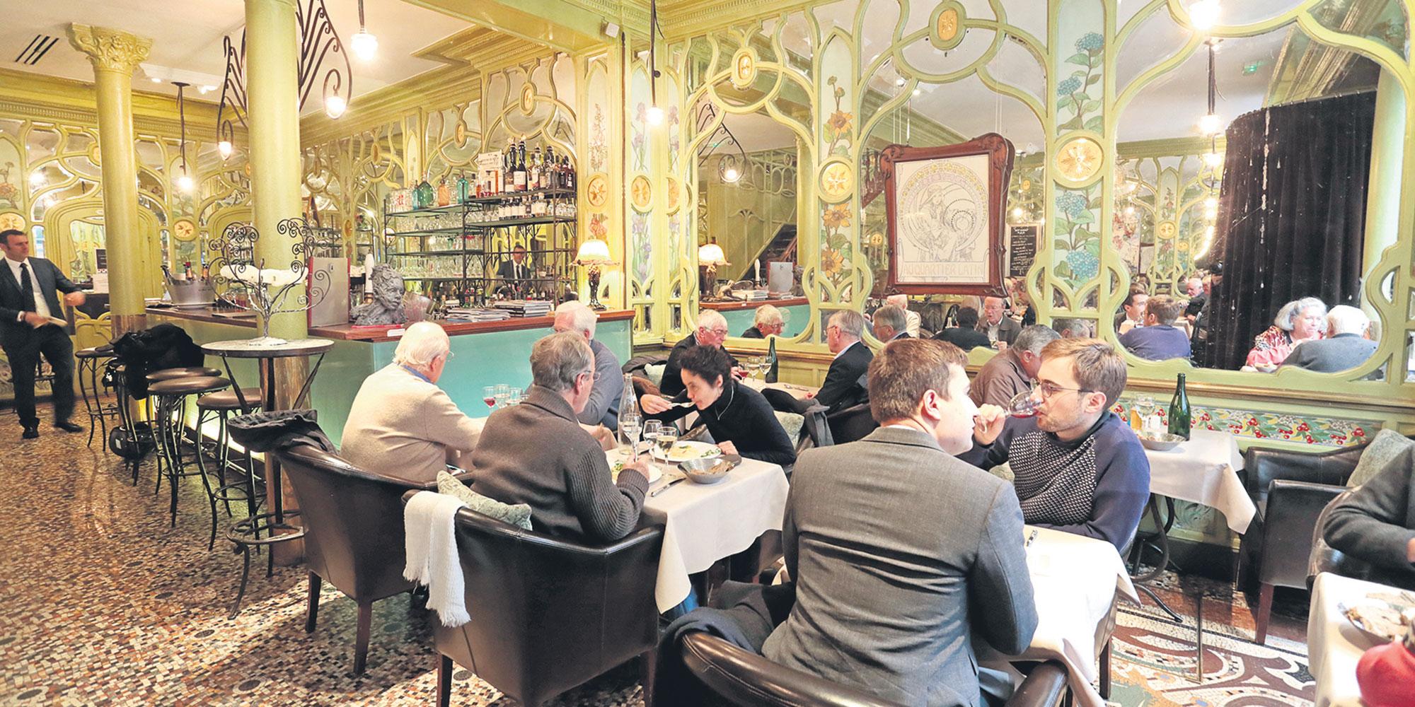 A Paris, les bouillons en pleine effervescence