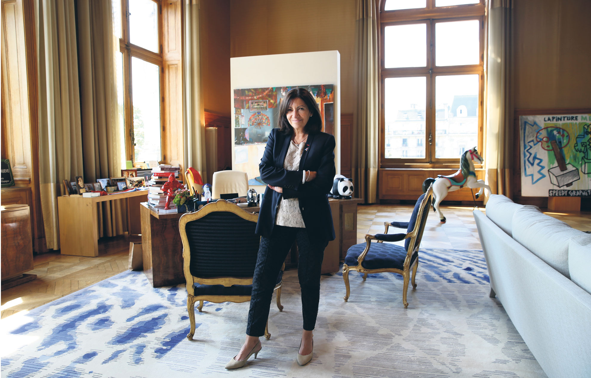 anne hidalgo de la condescendance la consid ration. Black Bedroom Furniture Sets. Home Design Ideas