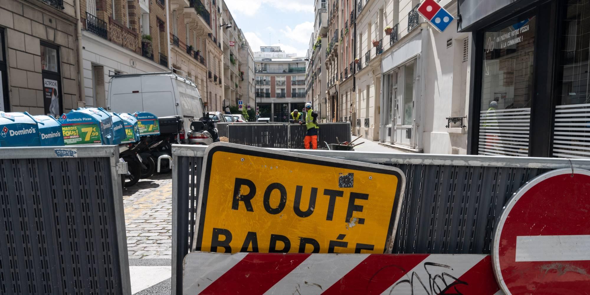 Comment la mairie de Paris veut mieux gérer les travaux