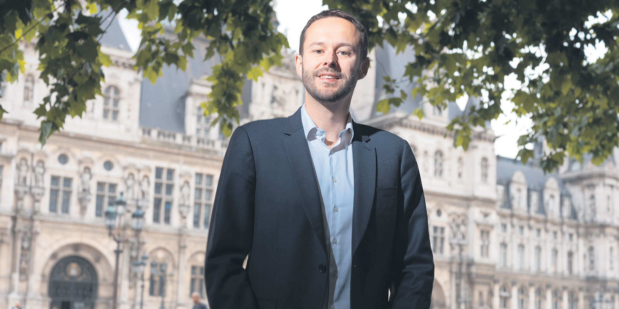 David Belliard La Perspective D Avoir Un Ecologiste Maire De