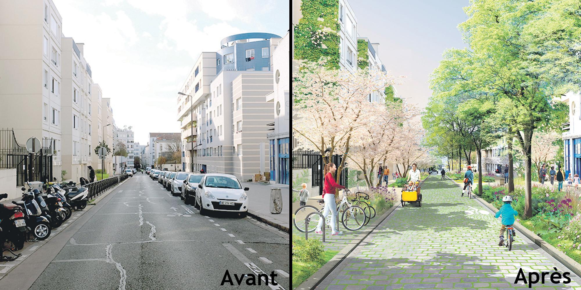 EXCLUSIF. Comment Paris va planter 170.000 arbres d'ici à 2026