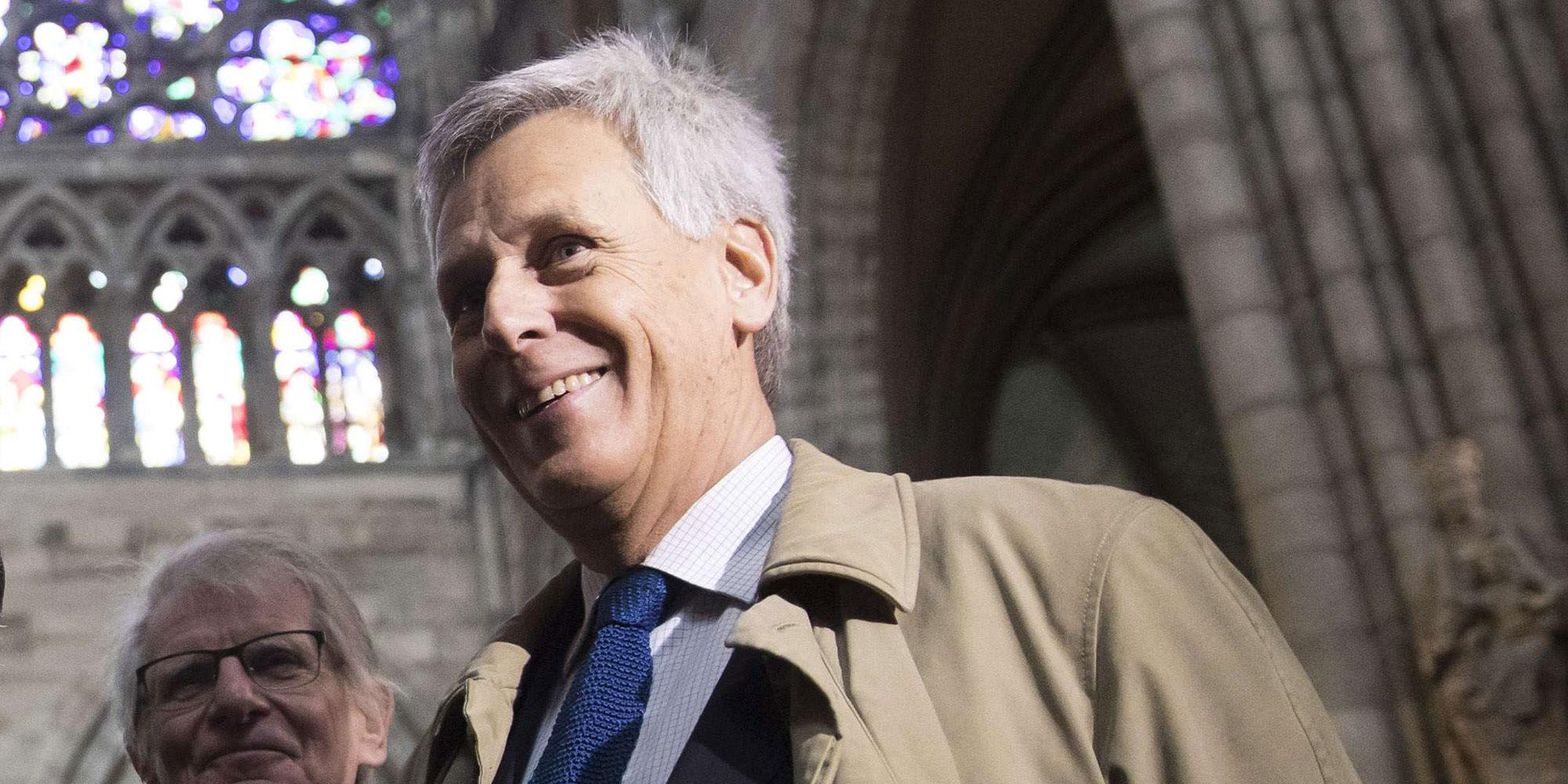 Jacques Moulin, l'architecte qui redonne vie aux monuments historiques