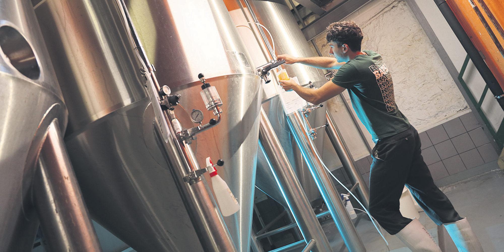L'Ile-de-France compte aujourd'hui 136 lieux de production de bière contre 2 au début des années 2000