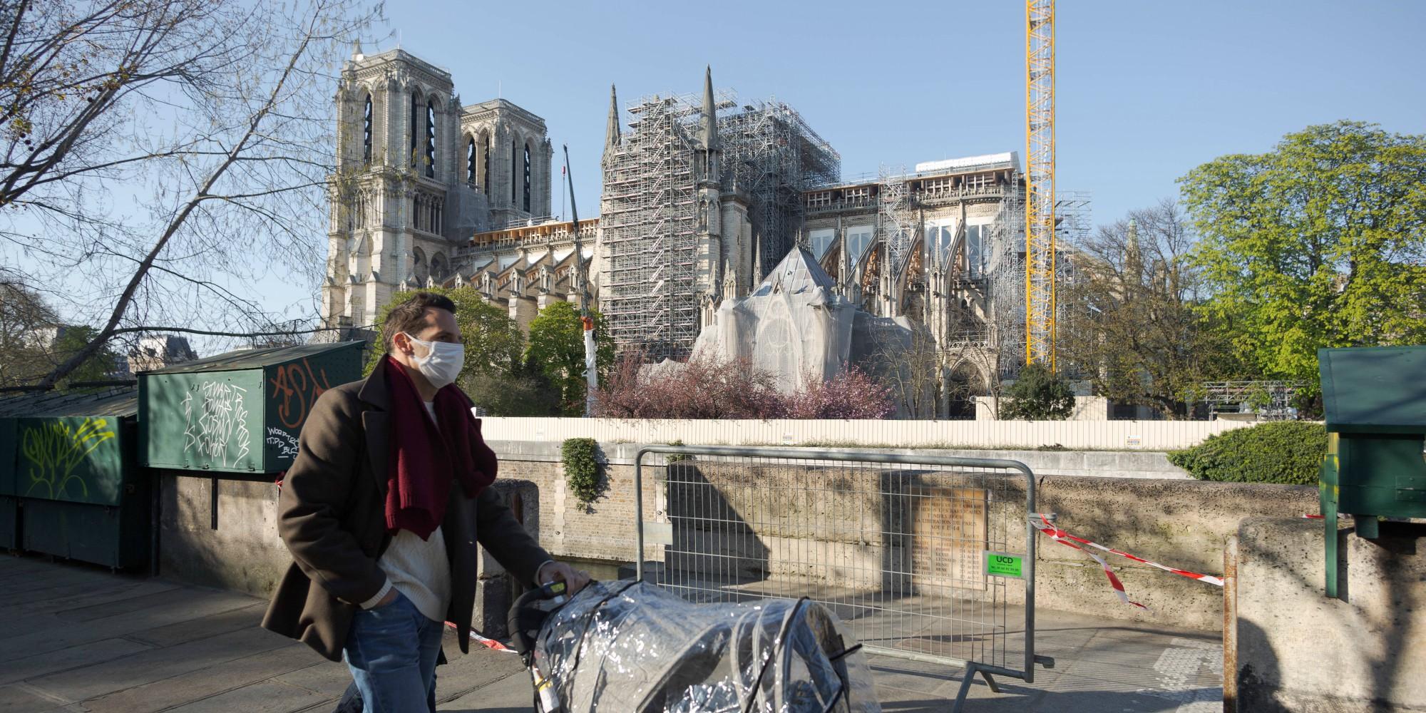 Notre-Dame de Paris : la reprise des travaux se prépare à distance
