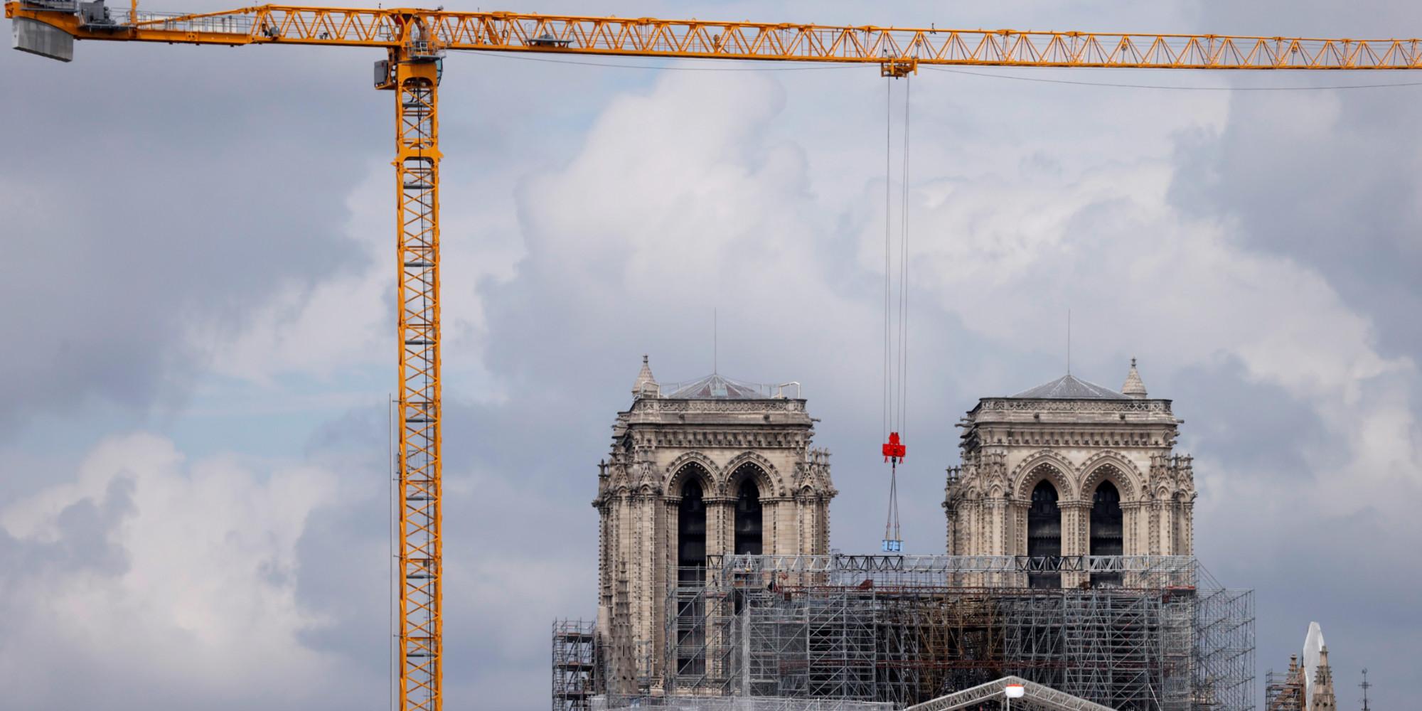 Notre-Dame de Paris : l'heure du bilan d'étape