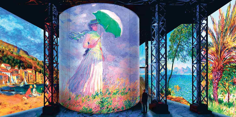 Peinture moderne, dessin, street art : des expos où s'immerger à Paris