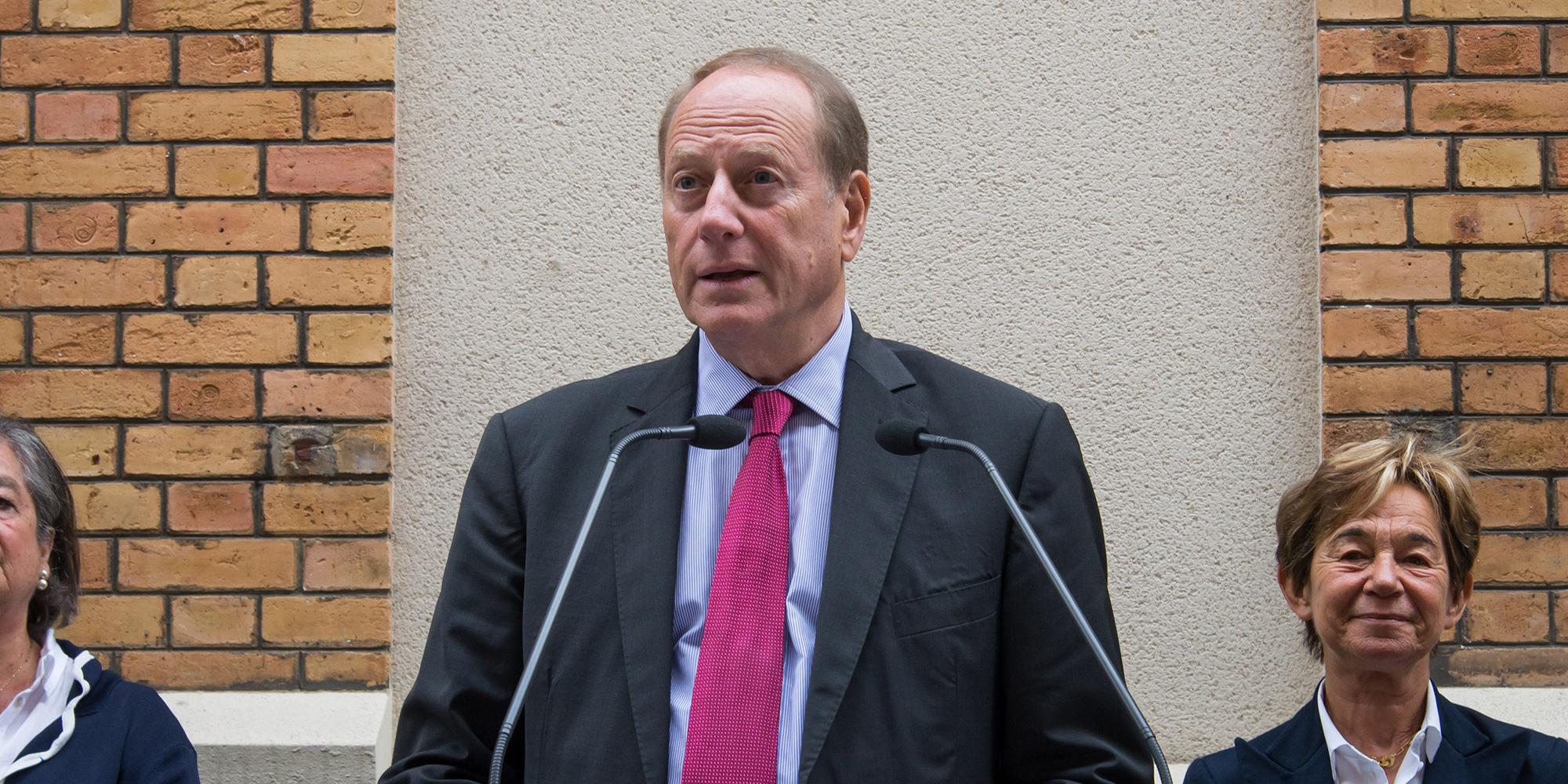 Philippe Goujon Maire Lr Du Du 15e Arrondissement De Paris Je