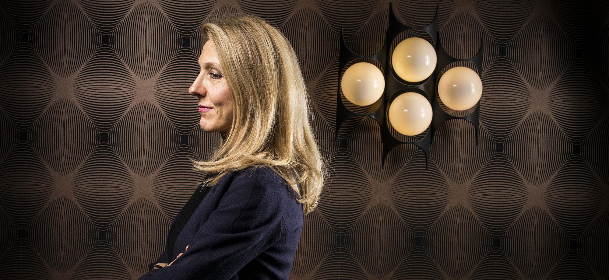 """Darmanin, série """"Sibyle et Guy"""" : la présidente de Radio France réagit aux chroniques d'humour de France Inter"""