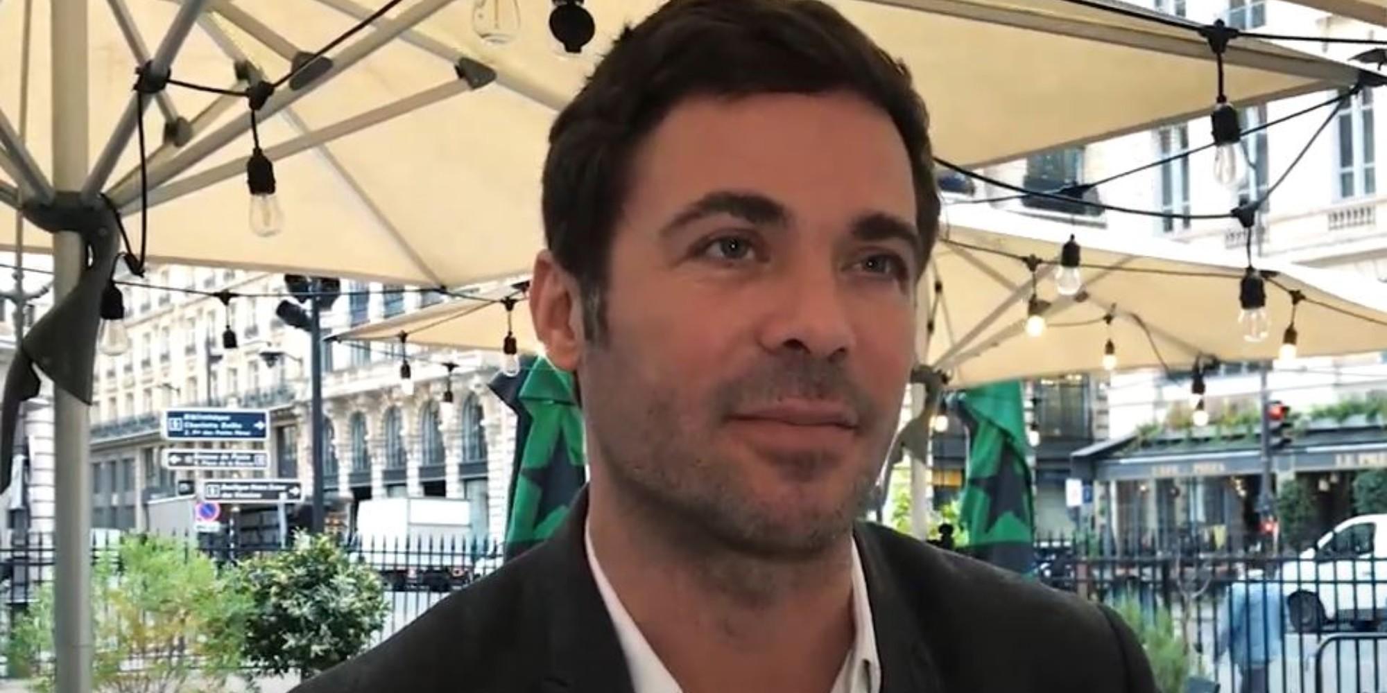 Augustin Augier, l'ancien de l'UDF devenu directeur de campagne adjoint de l'écologiste Eric Piolle